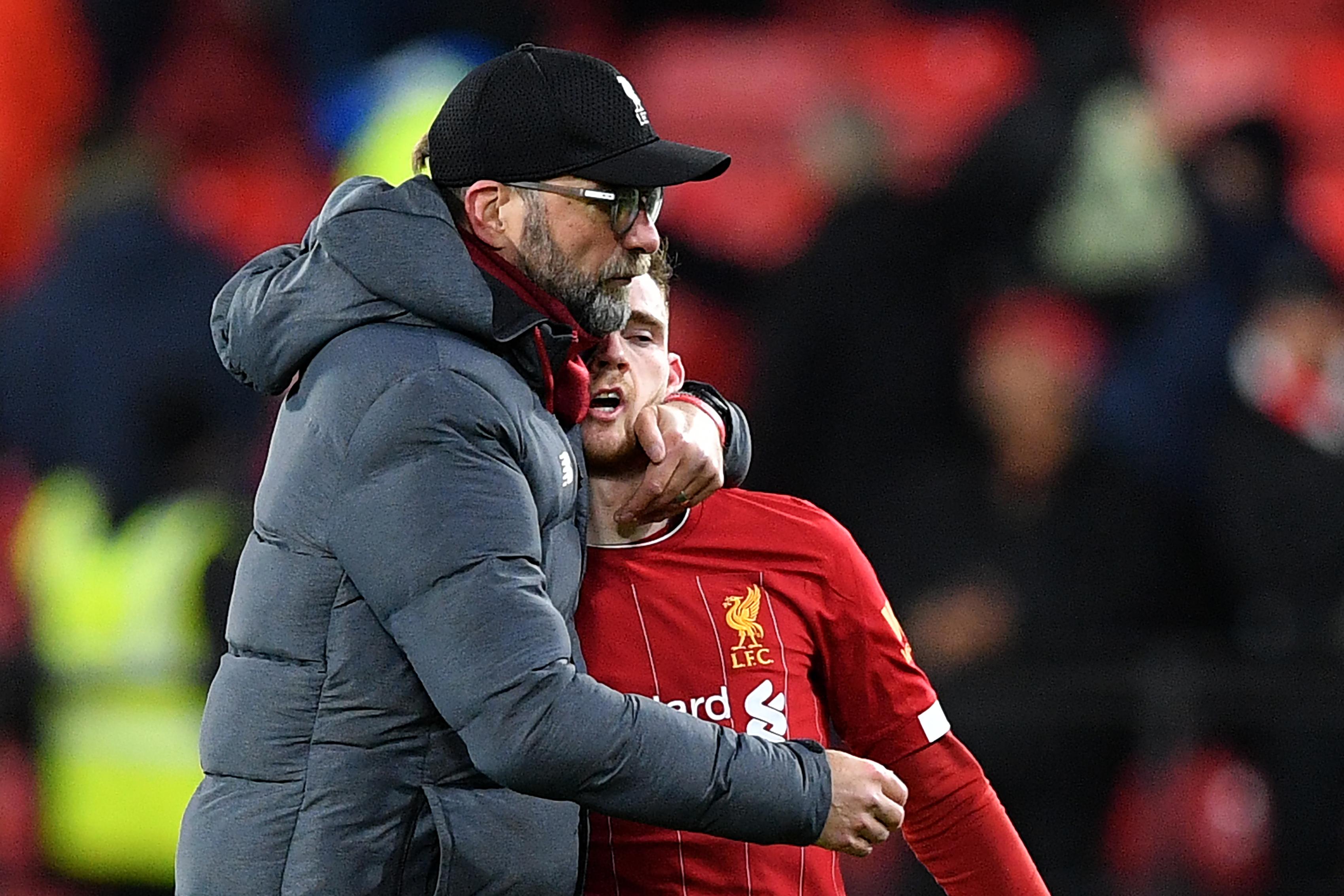 Megszakadt a Liverpool veretlenségi sorozata az angol bajnokságban