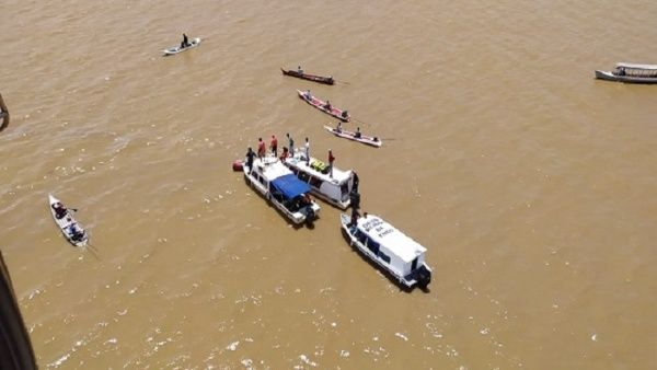 18 halott egy brazíliai hajóbalesetben