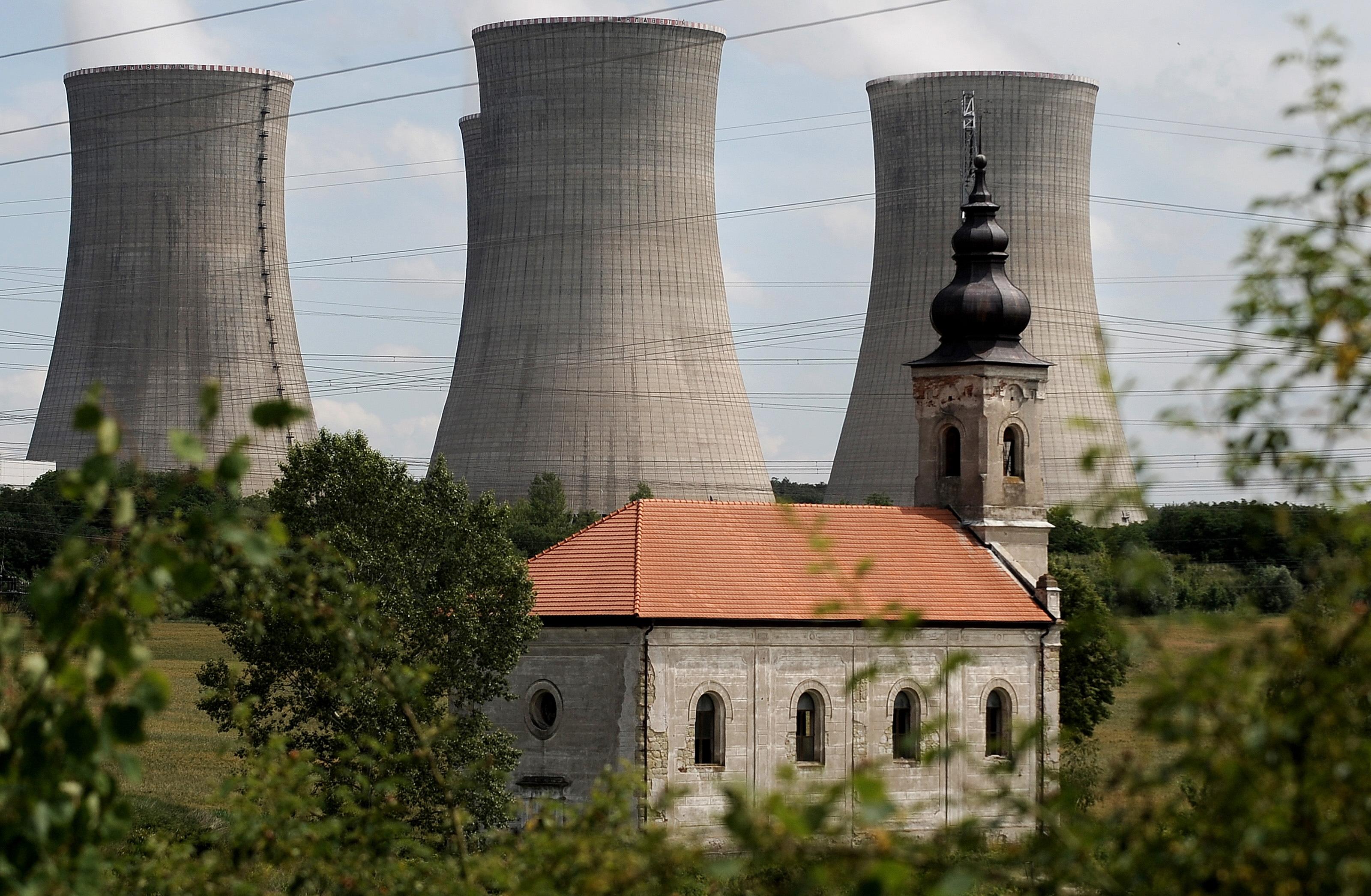 Csalási ügy miatt szállta meg a szlovák rendőrség a mohi erőművet