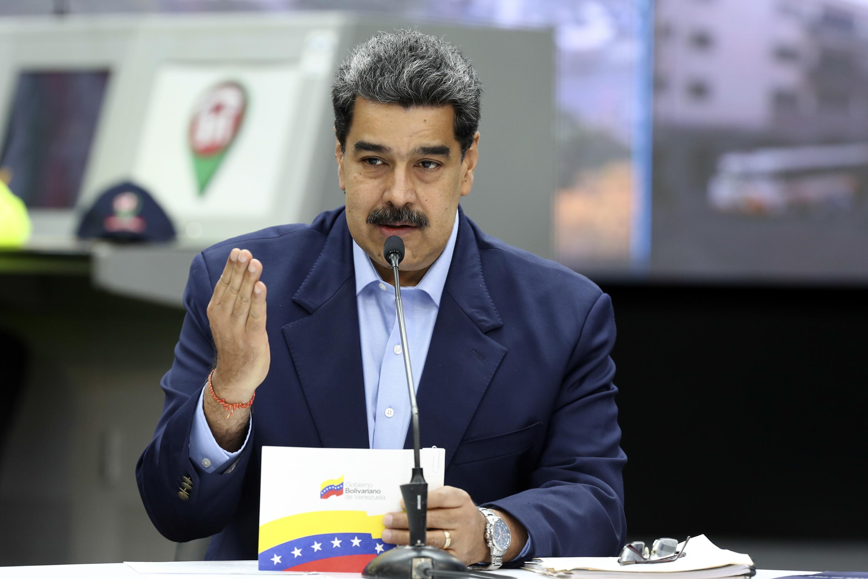 A Facebook 30 napra felfüggesztette Nicolas Maduro oldalát