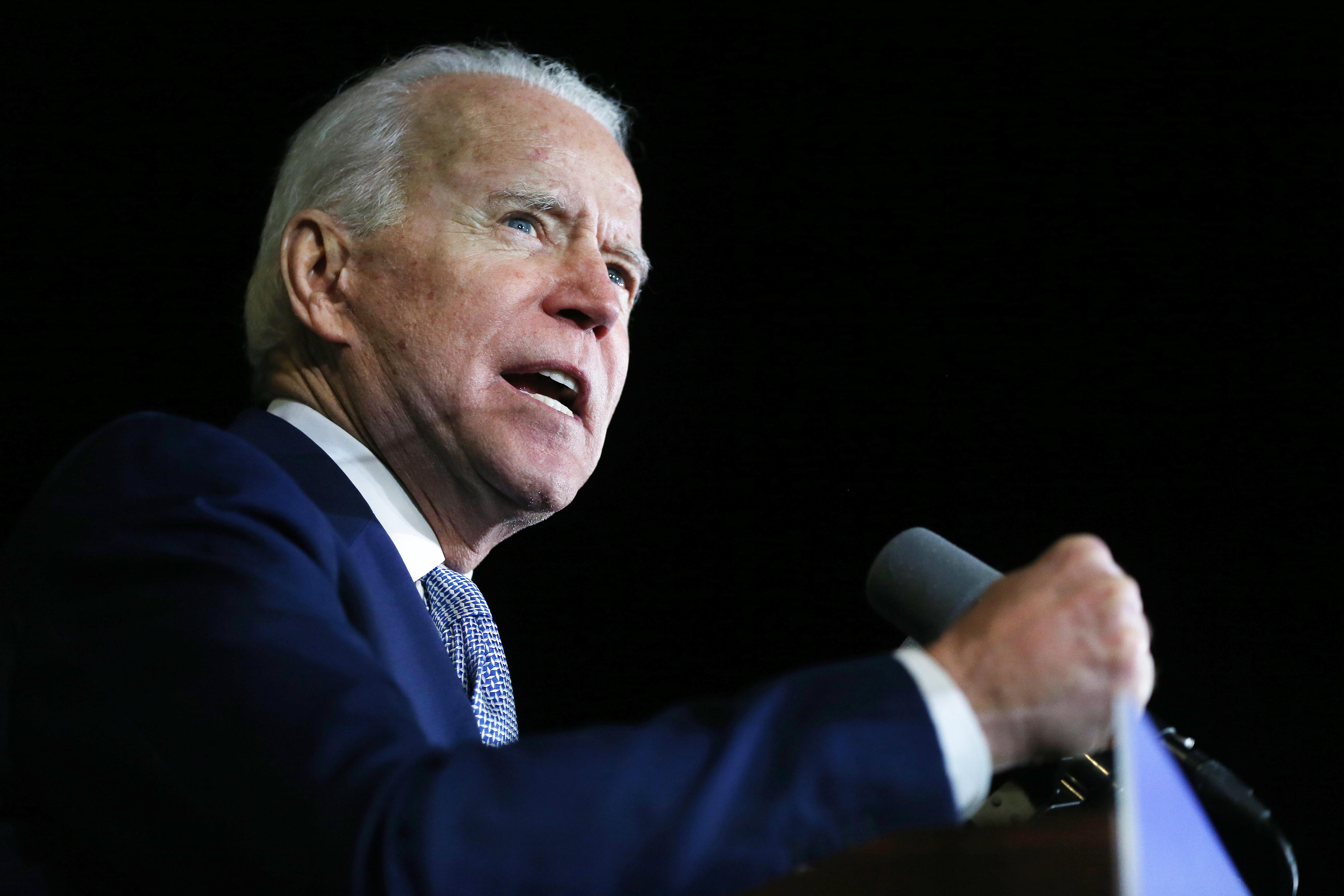 Joe Biden nagy napja lett a szuperkedd