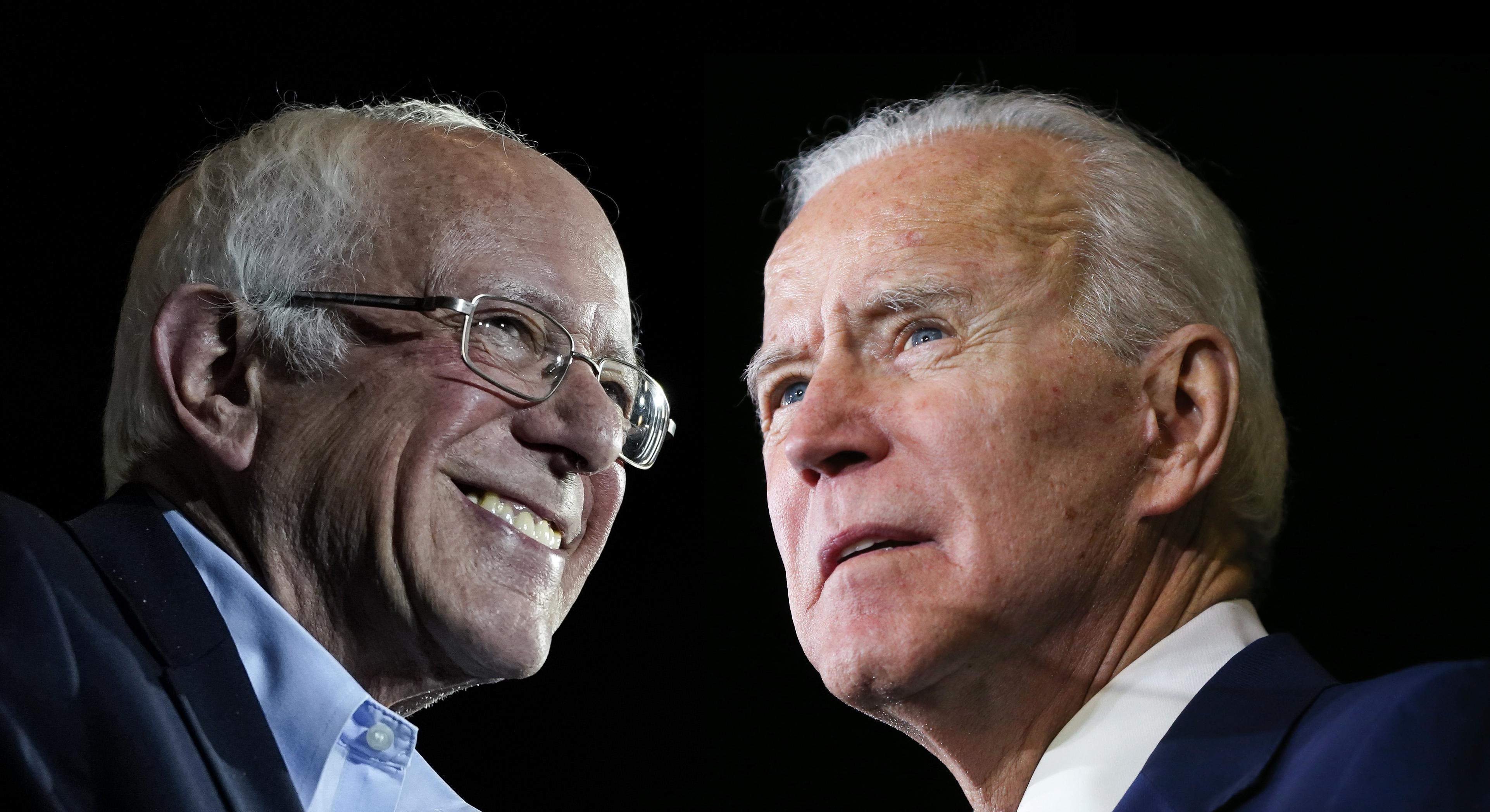 Sanders és Biden párbajává alakult a demokrata elnökjelölési verseny