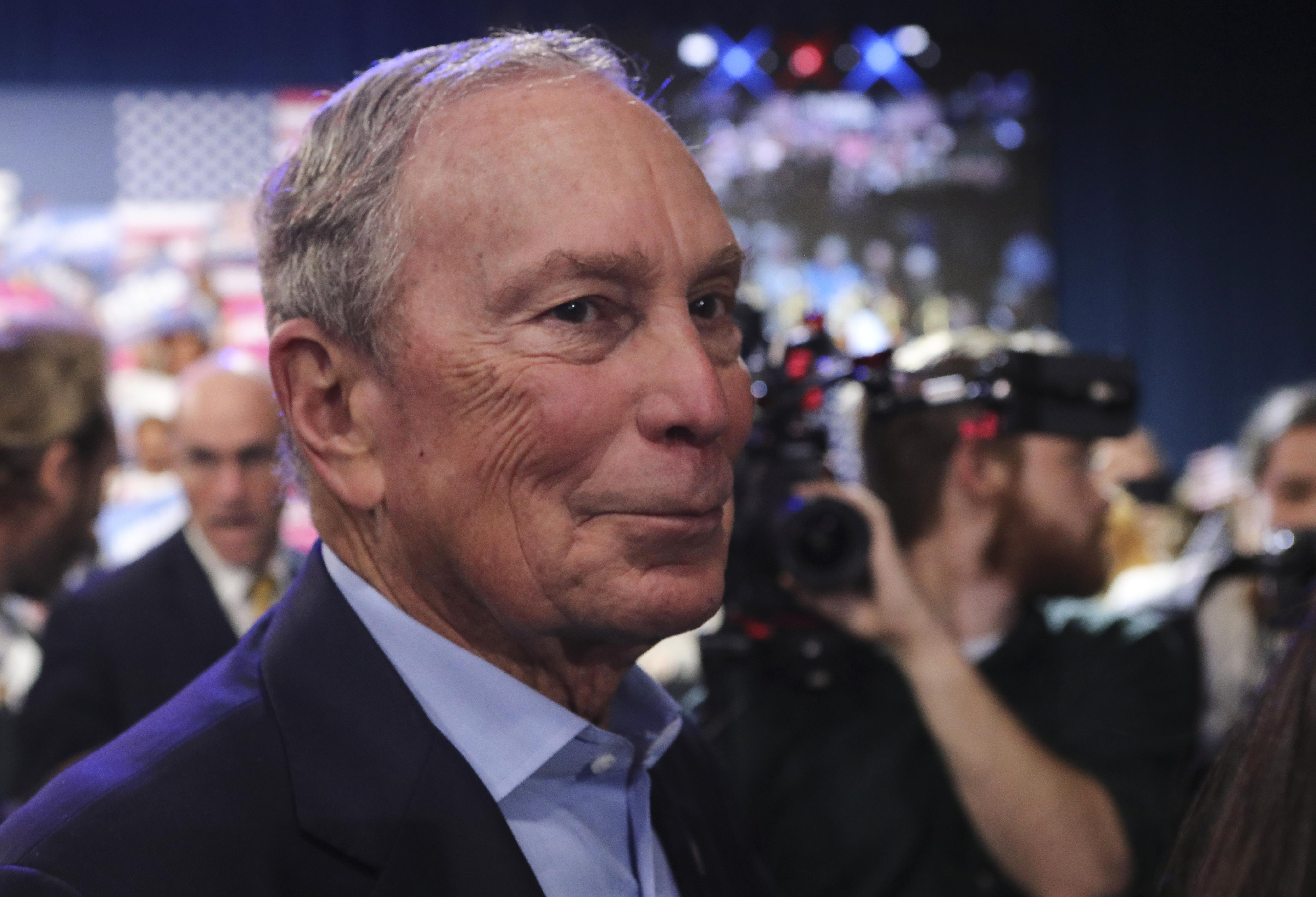 Michael Bloomberg kiszállt az elnökválasztásból