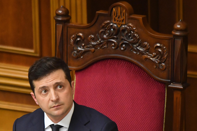 Megszavazta az oligarchaellenes törvényt az ukrán parlament