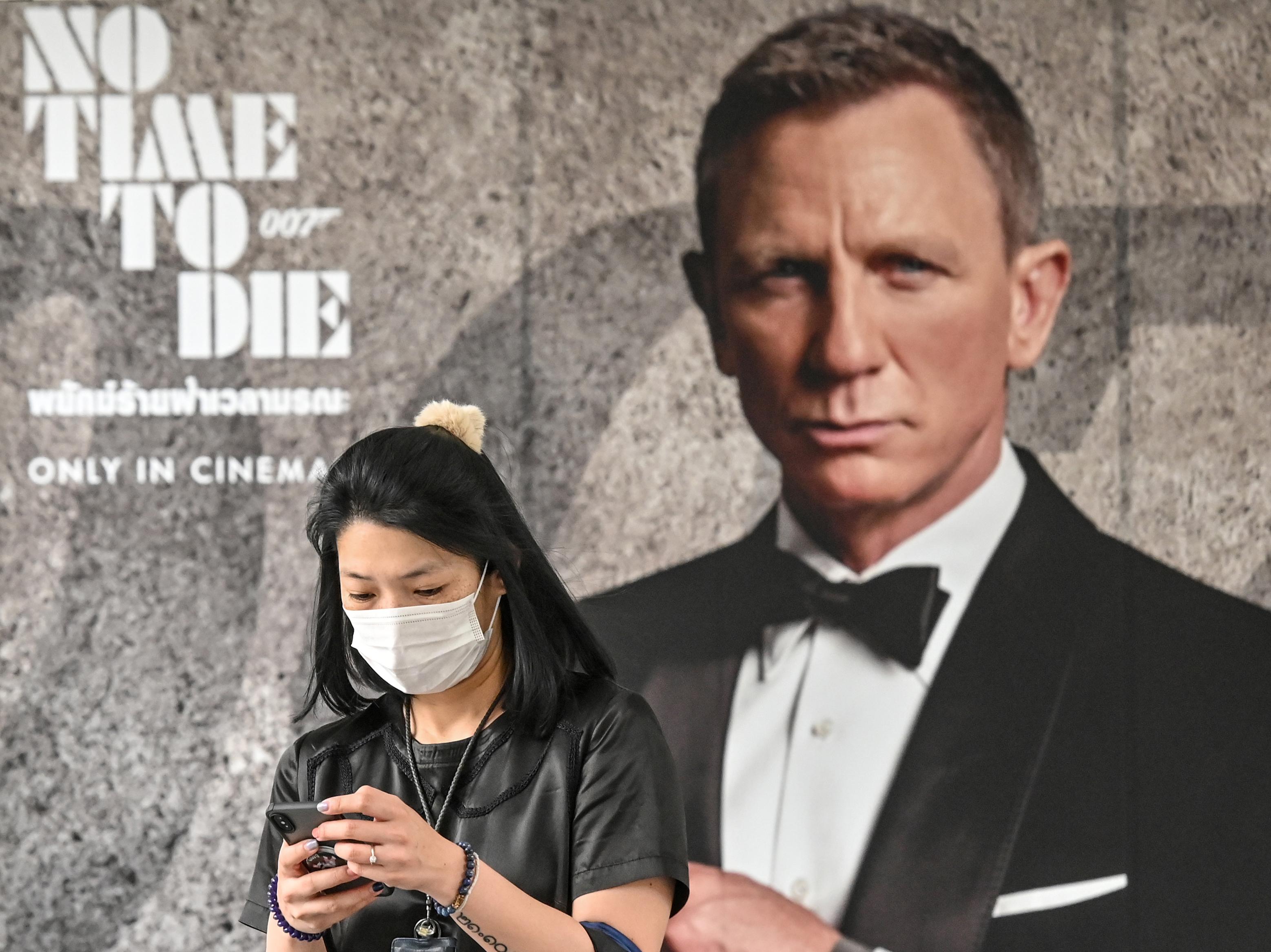 Harmadszor is elhalasztották az új James Bond-film bemutatását