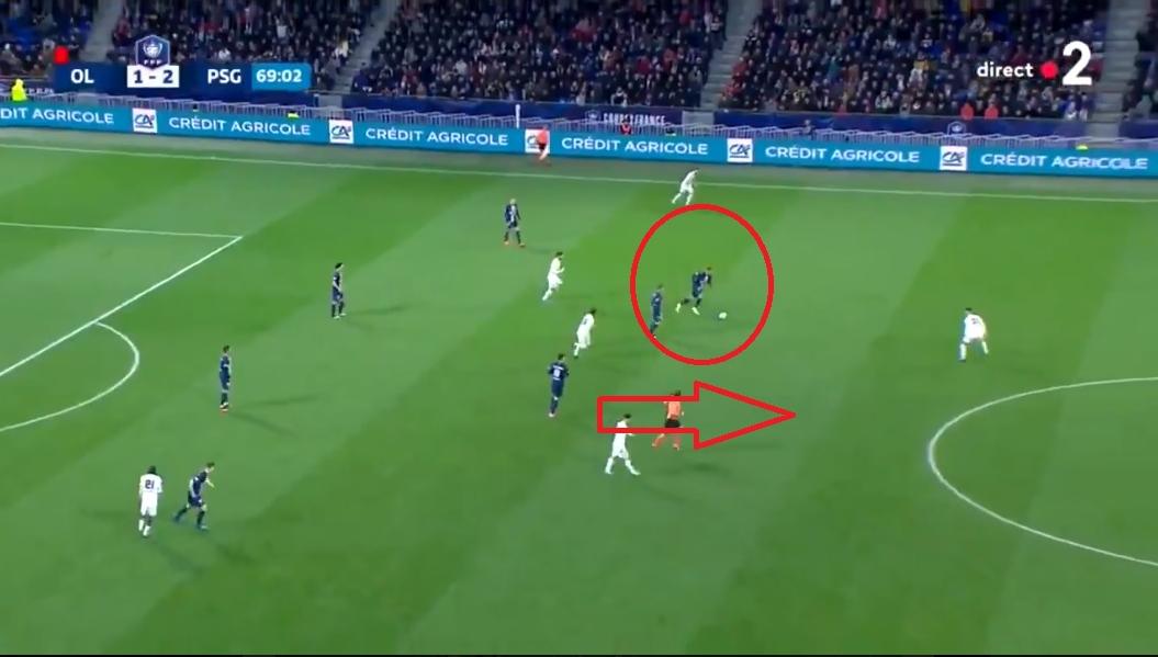 Olyan gólt lőtt Mbappé, amit csak a legnagyobbak tudnak