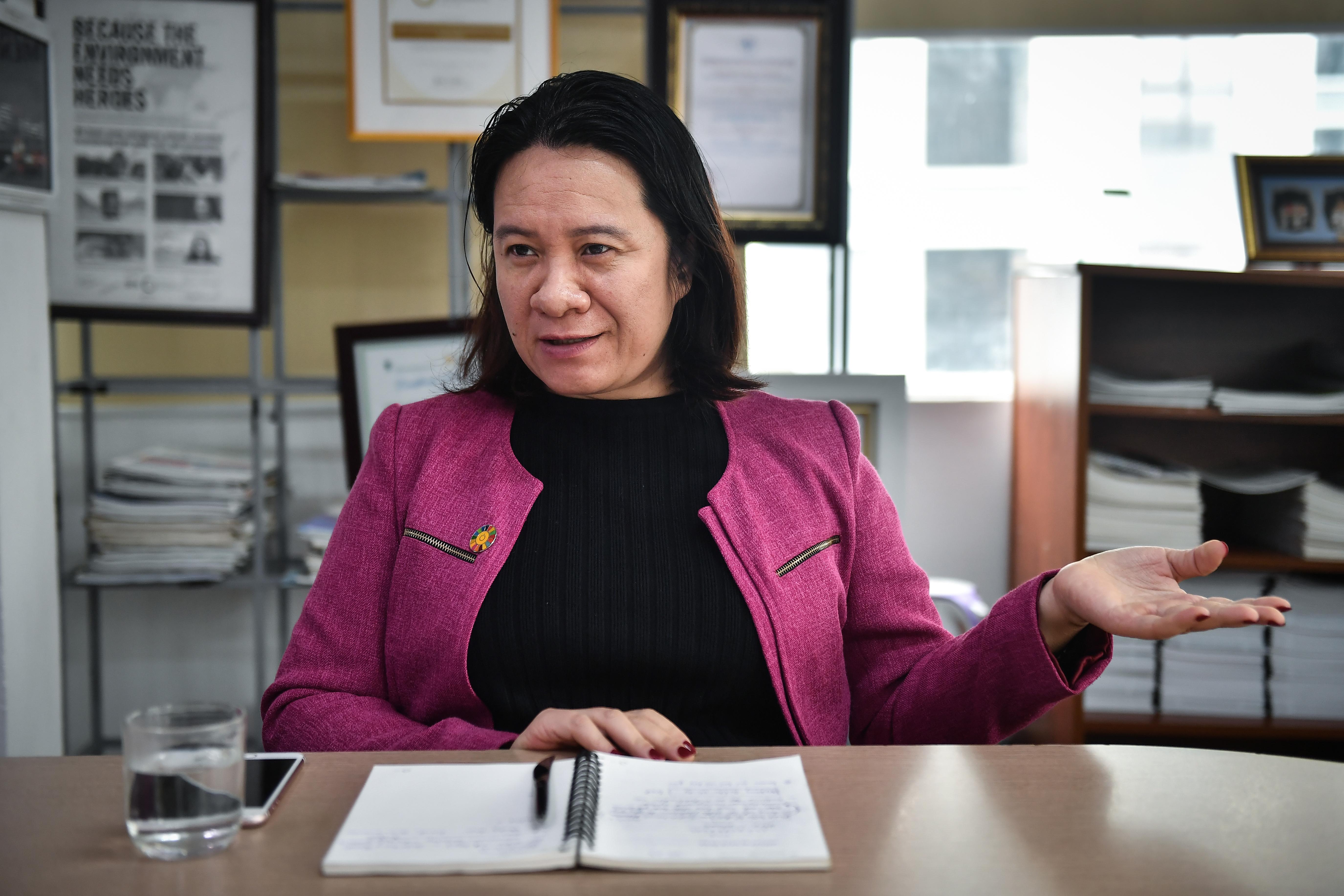 A vietnami nő, aki szembeszállt hazája széniparával