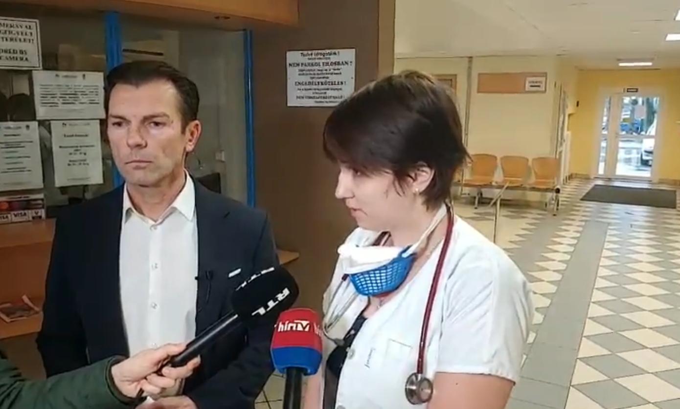 A XVIII. kerületben koronavírusgyanús beteg sétált be az SZTK-ba, aztán távozott