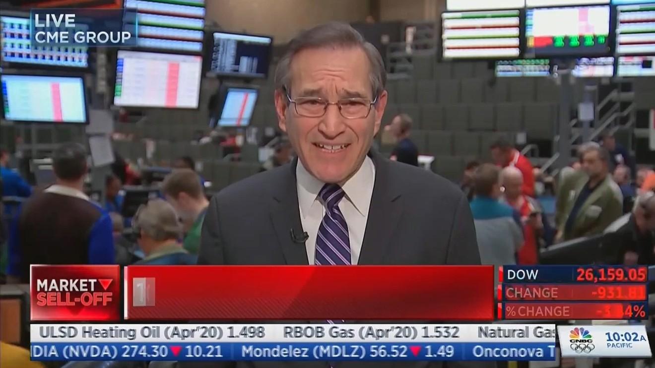 A CNBC szerkesztője szerint mindenkit meg kéne fertőzni koronavírussal Amerikában, hogy a karanténozás ne lassítsa a gazdaságot