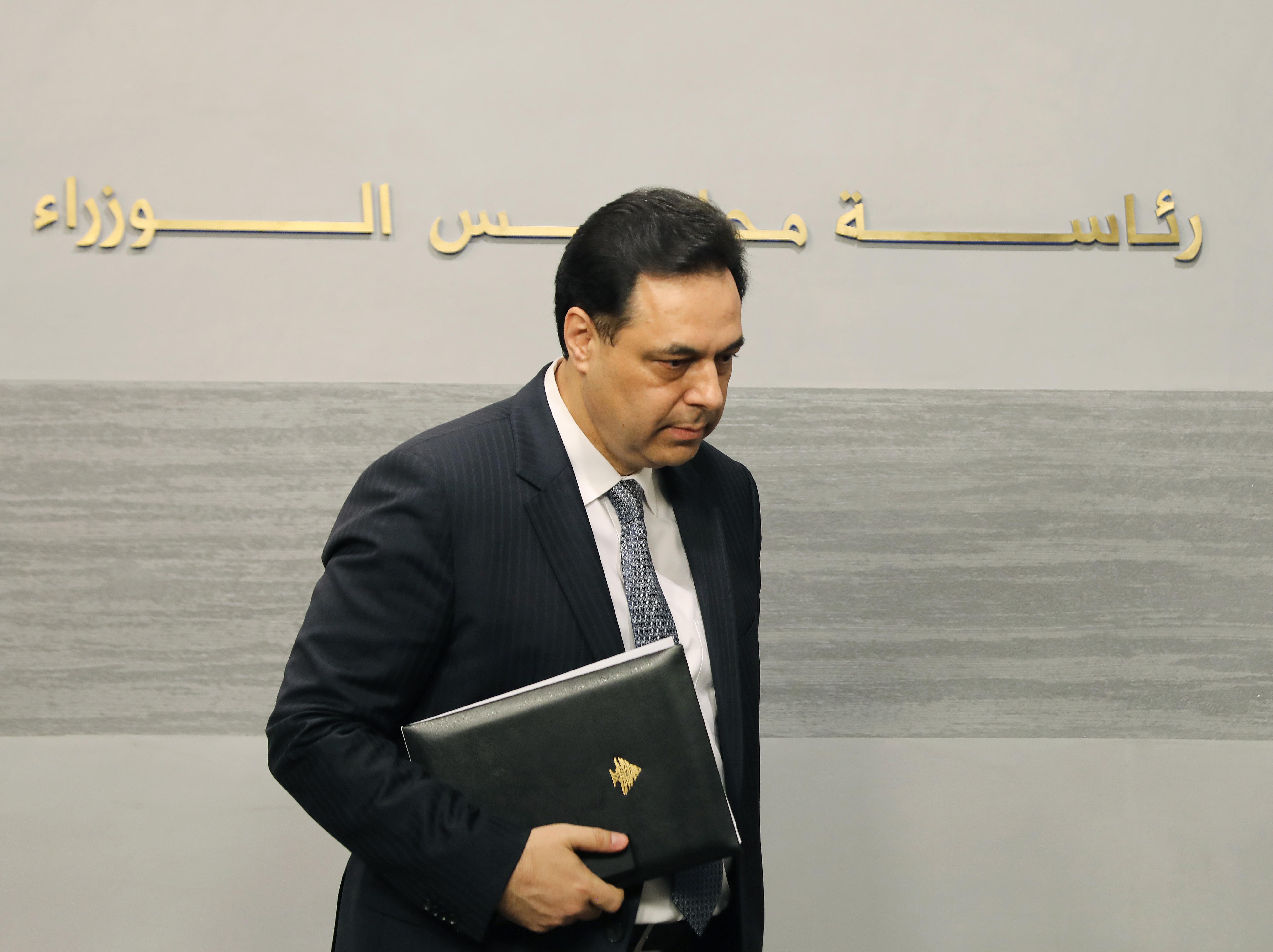 Libanon csődöt jelentett
