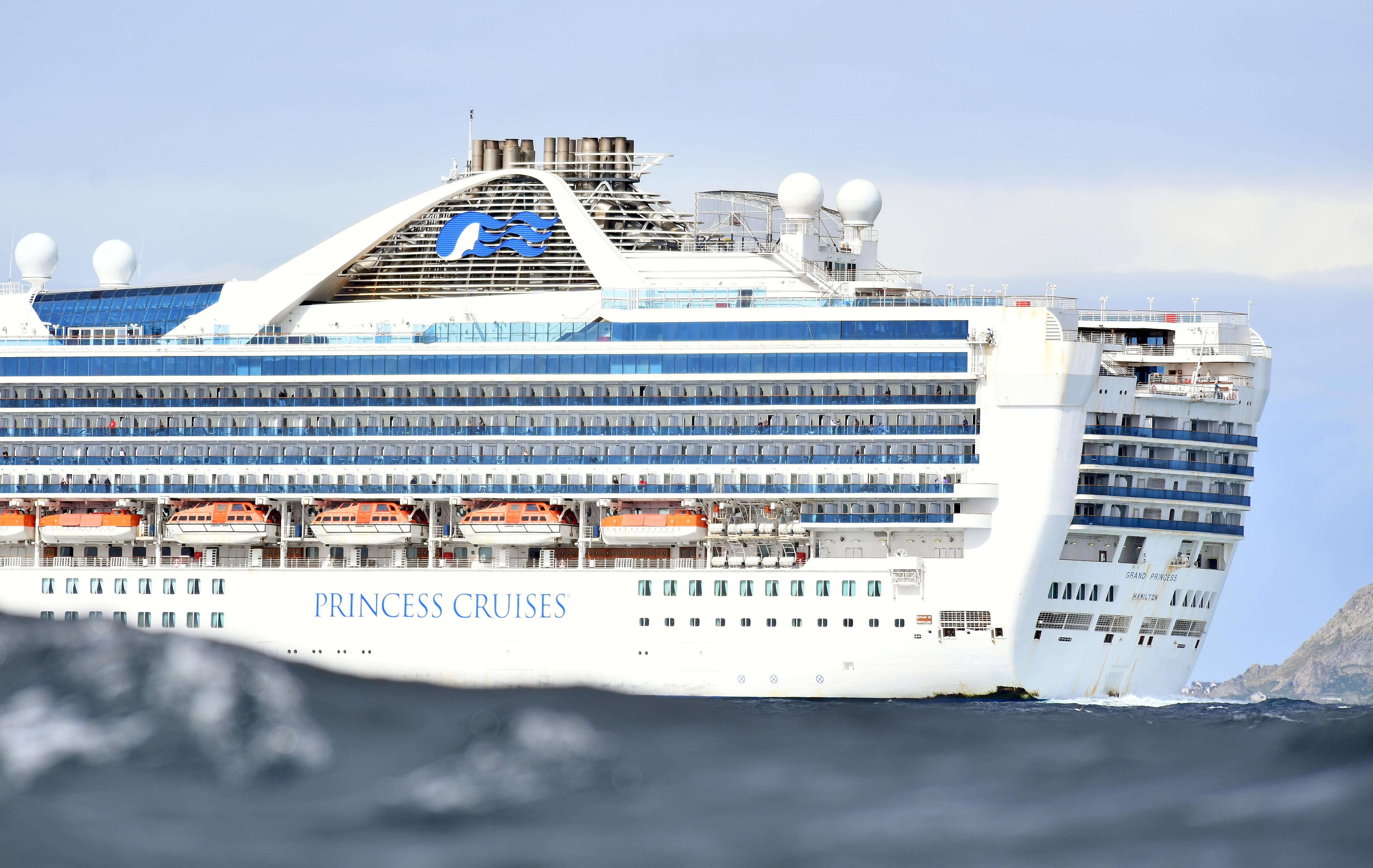 A Princess Cruises és a Viking Cruises is felfüggeszti a tevékenységét