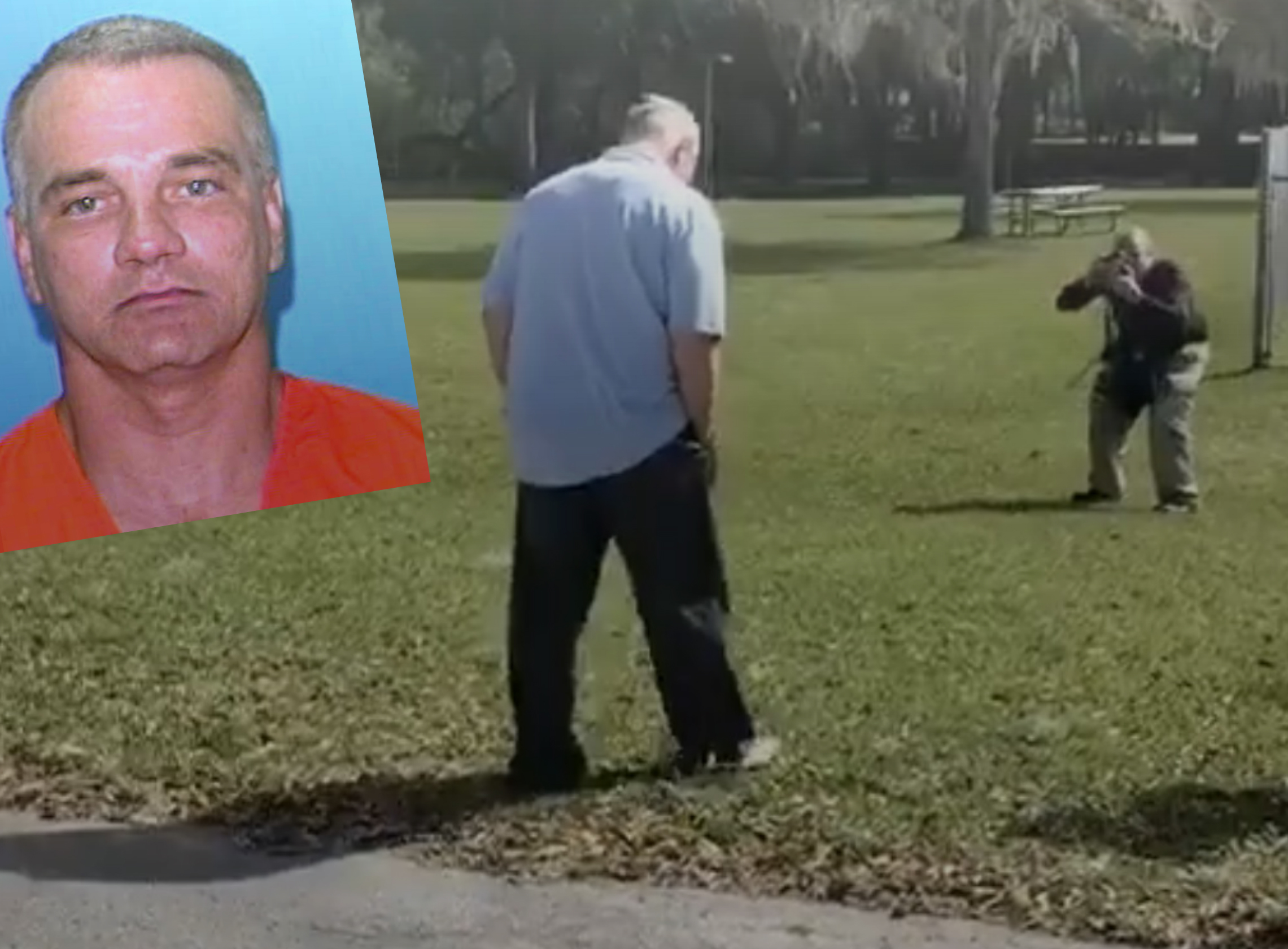 28 évig volt a halálsoron, hétfőn szabadon távozhatott