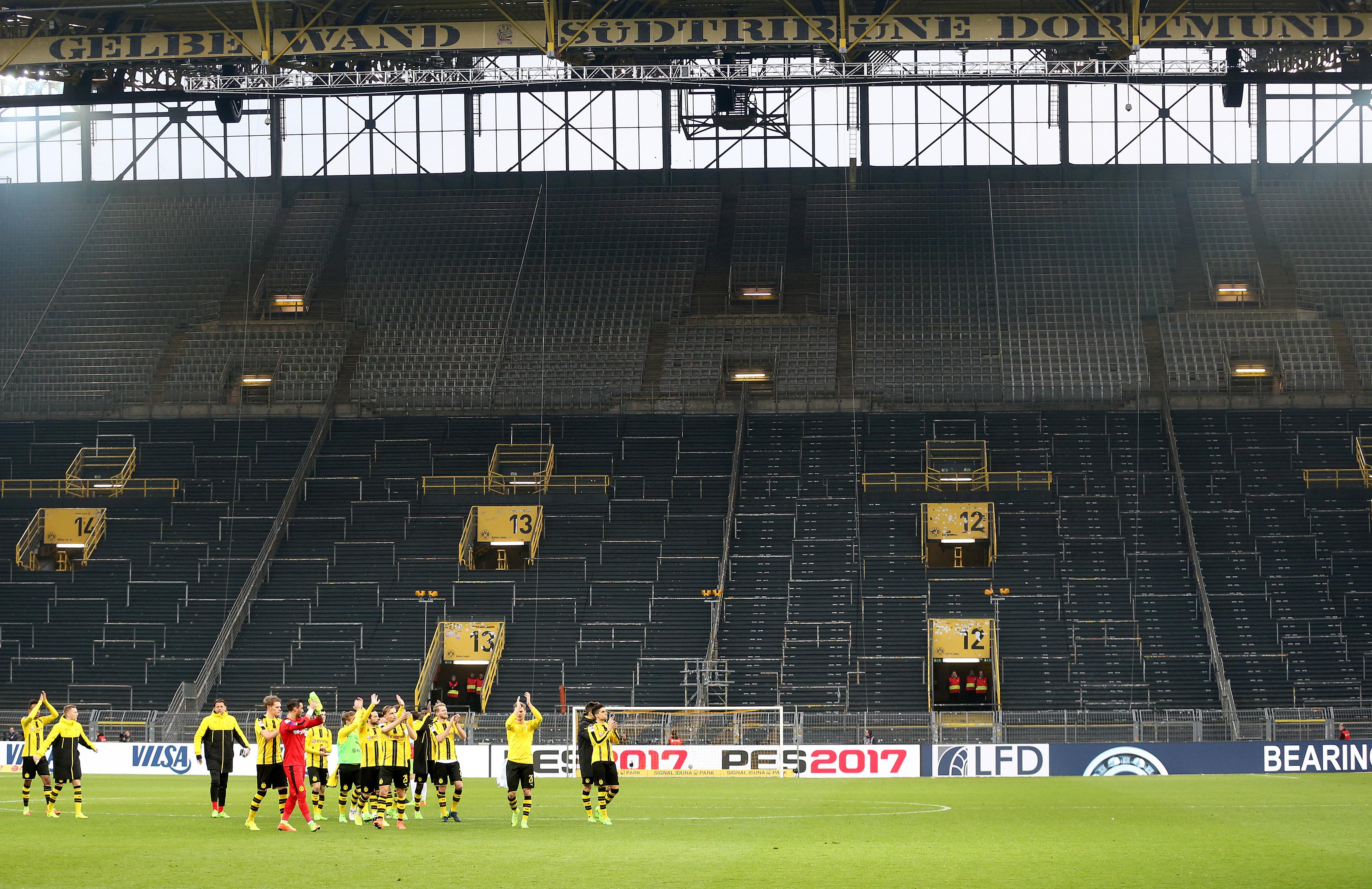 Nem engedélyezték Németországban a nézők visszatérését a meccsekre