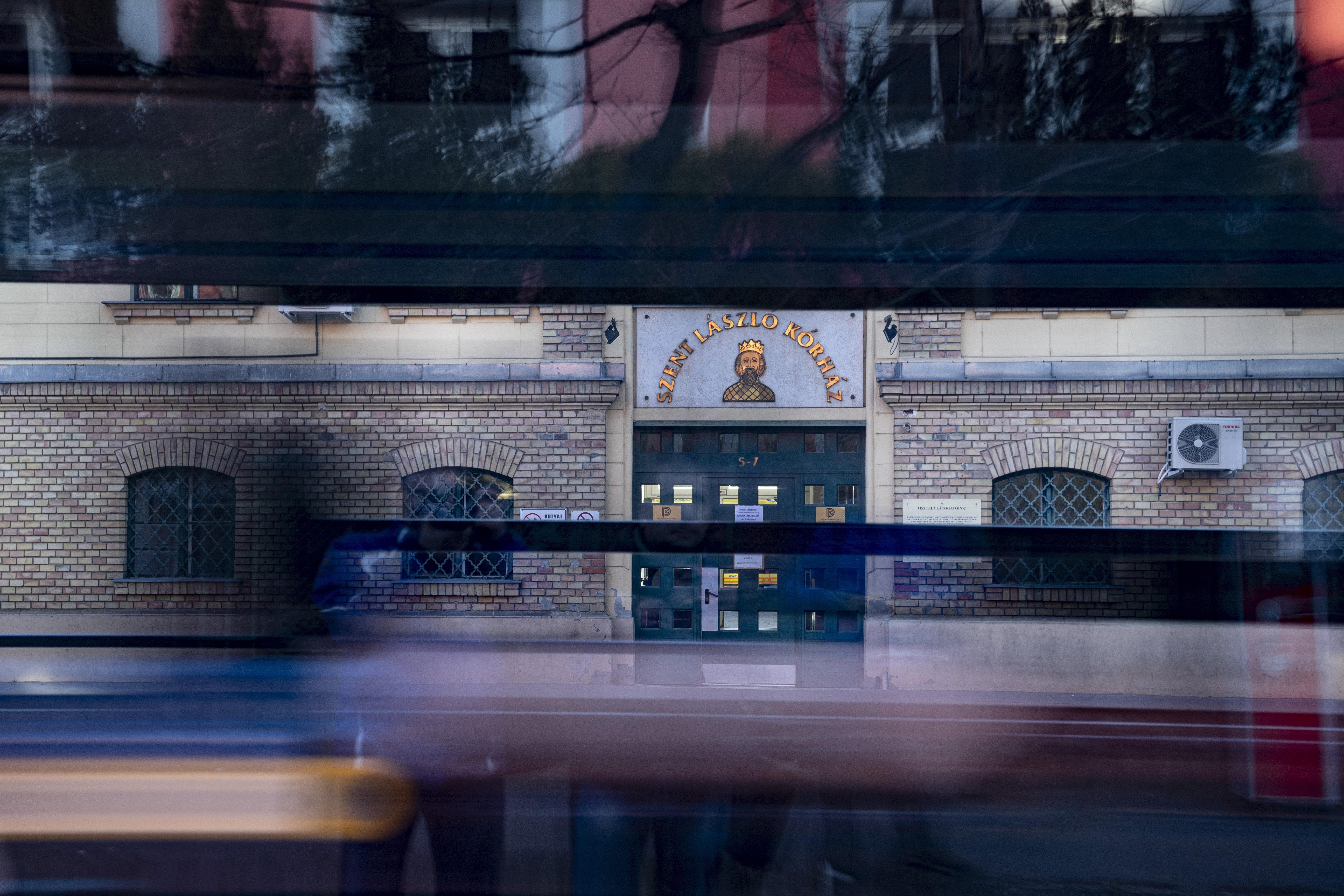 RTL Klub: Feszült a hangulat a Szent László kórház karanténjában
