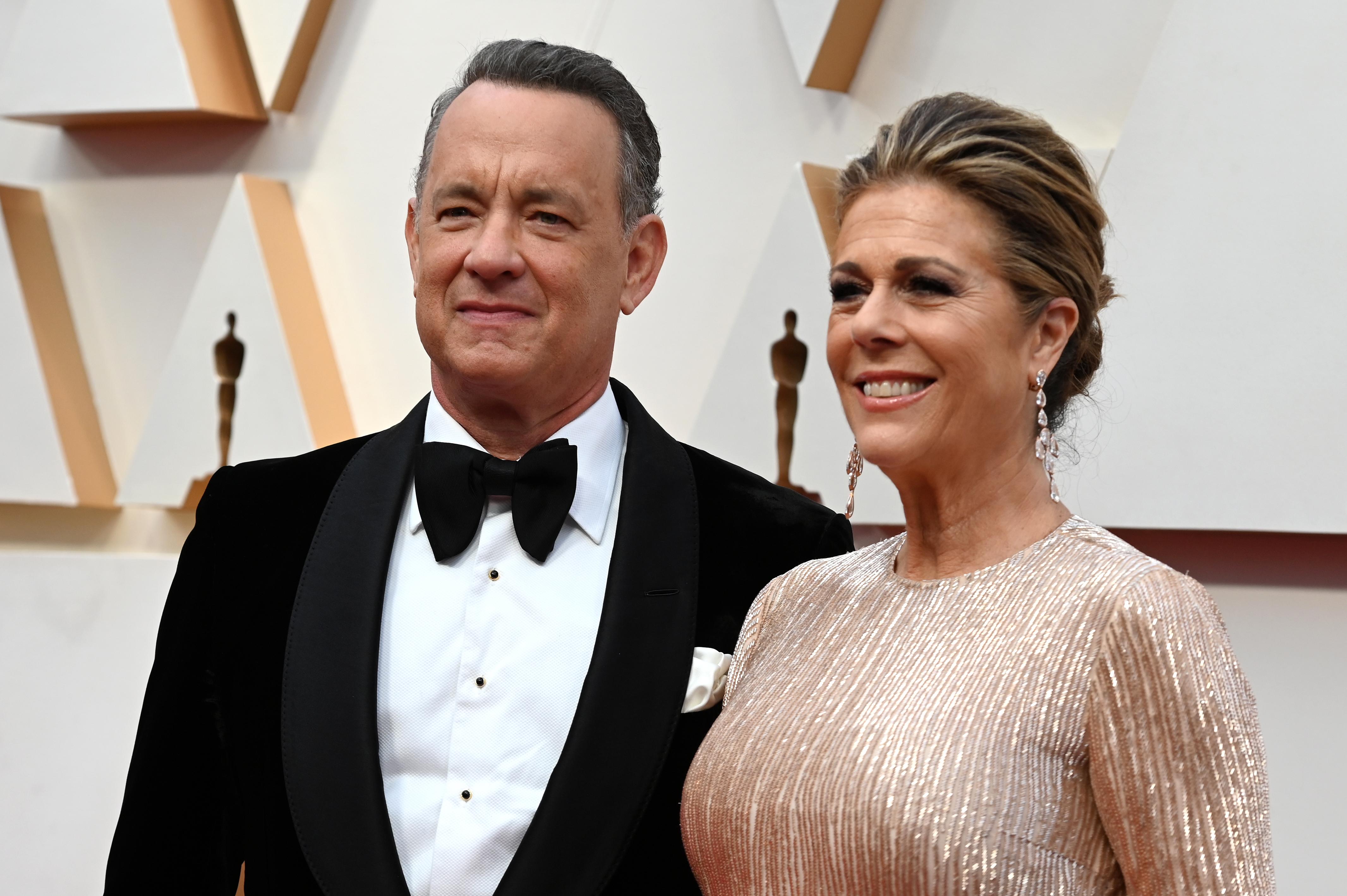 Tom Hanks és Rita Wilson elkapták a koronavírust