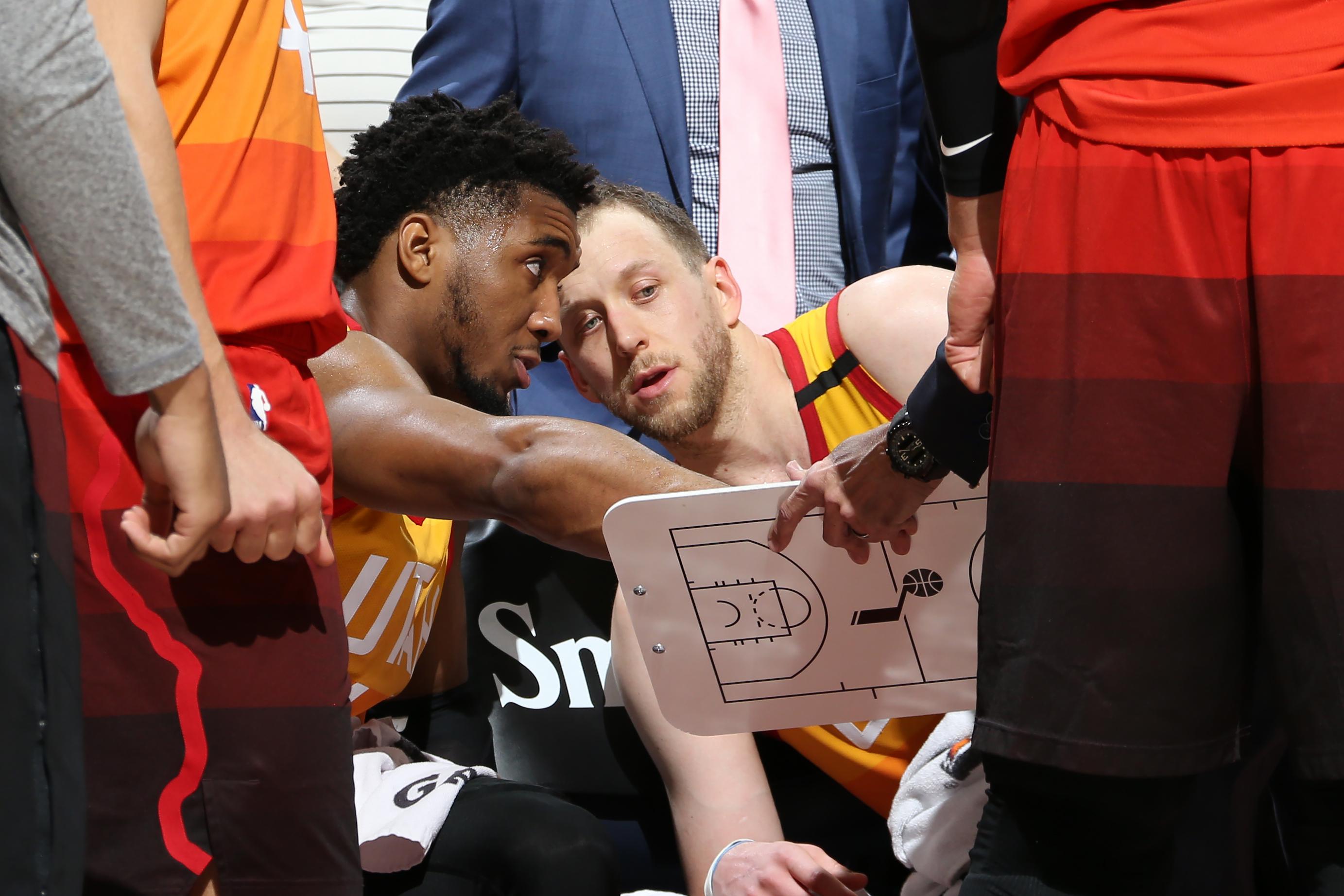 A Utah Jazz második játékosáról derült ki, hogy koronafertőzött