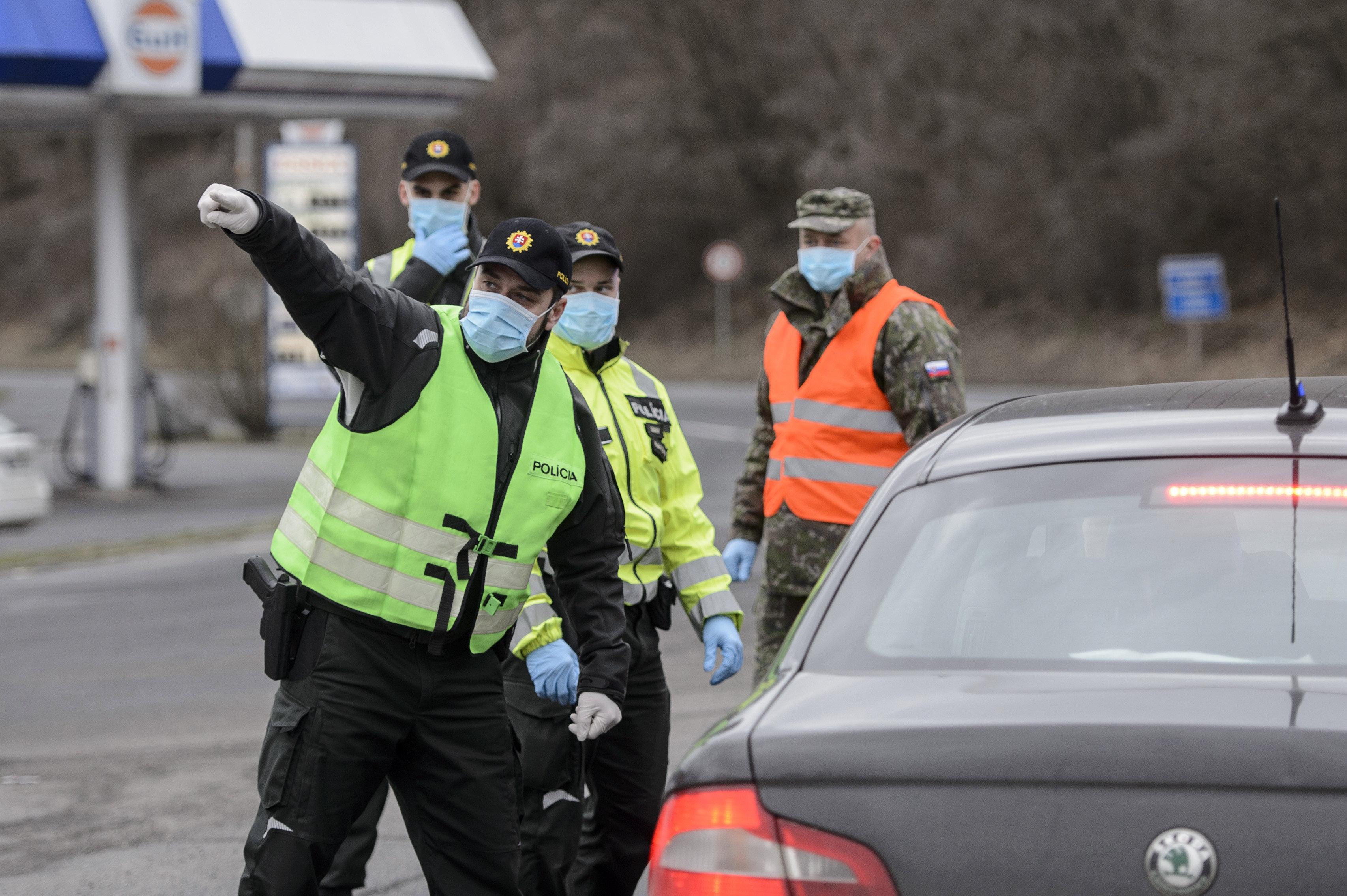 ORFK: Több mint 460 magyart rendeltek házi karanténba