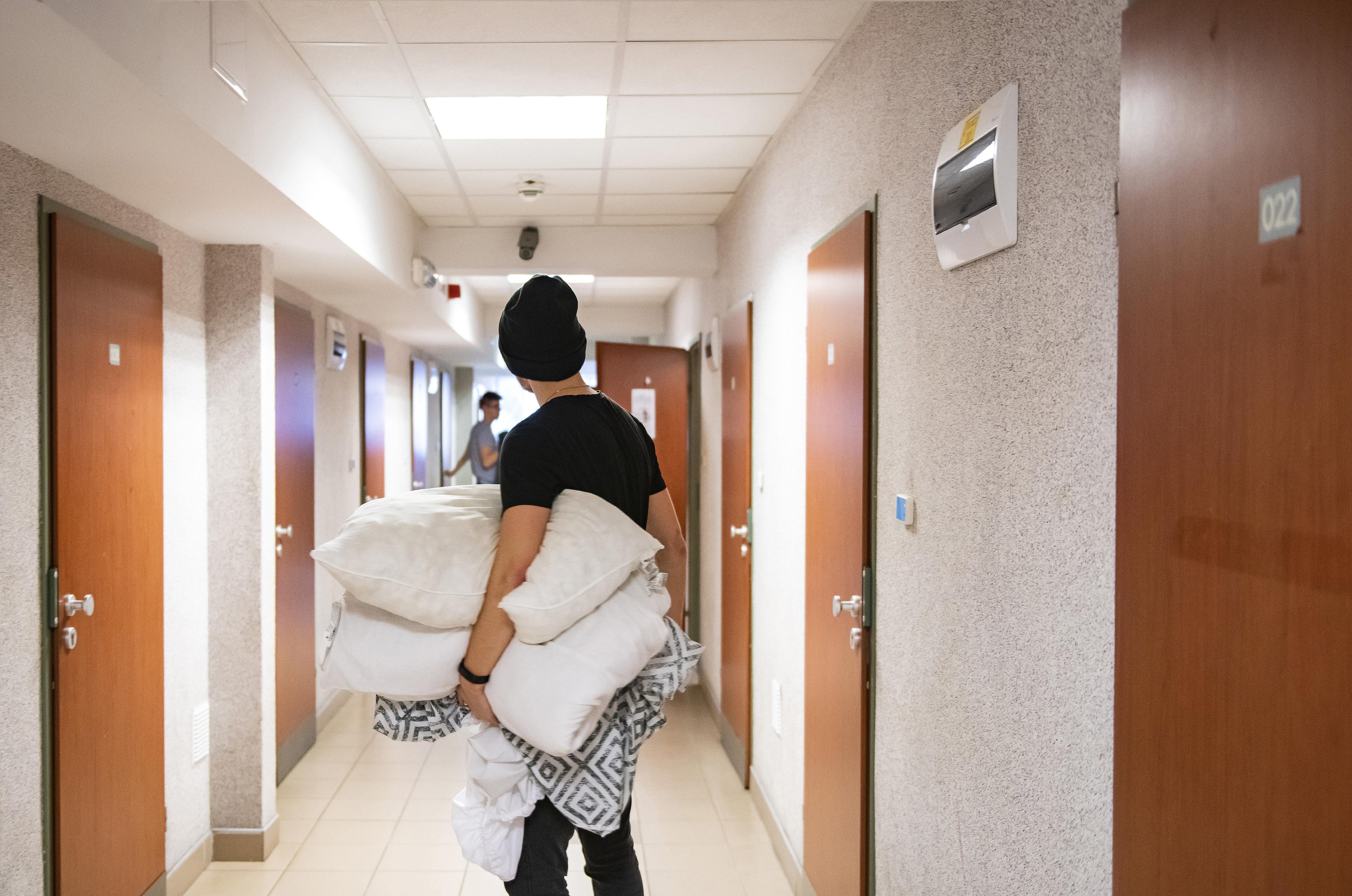 Több kollégiumba is csak védettségi igazolvánnyal lehet beköltözni