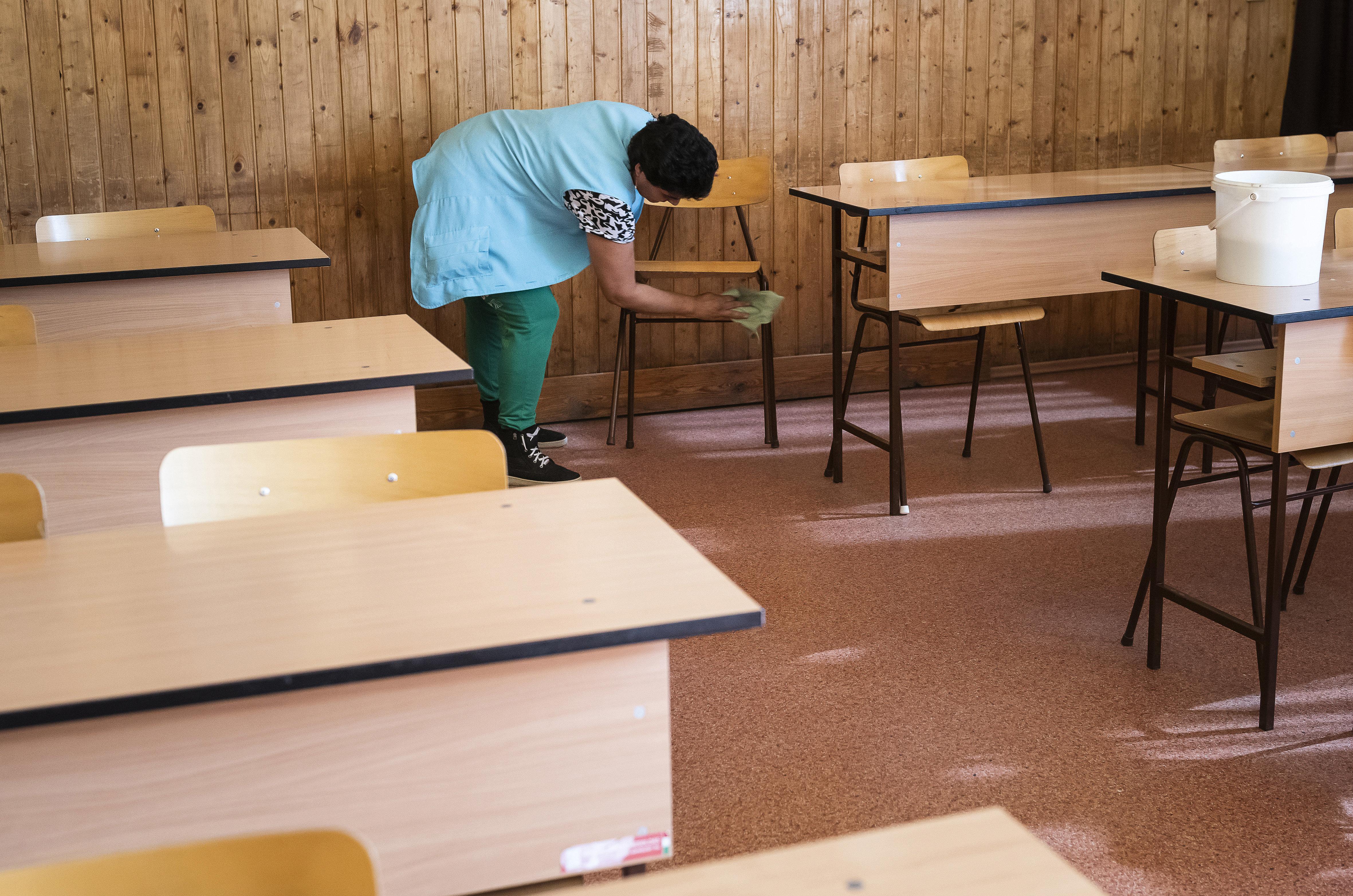 A szolnoki szakképzési centrum teljes tanári kara hatósági karanténba került