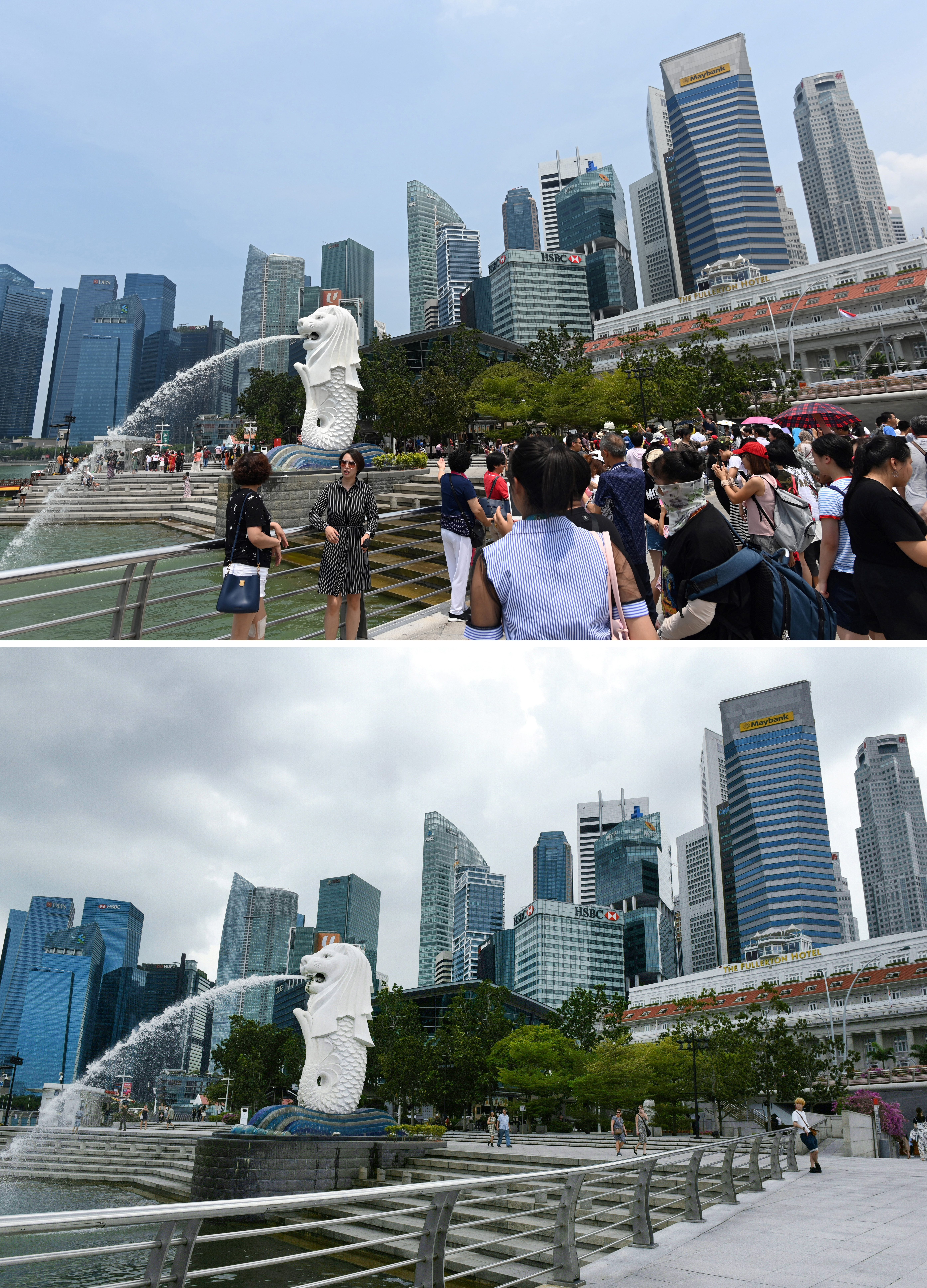 Szingapúr is bezárja az iskolákat és a legtöbb munkahelyet