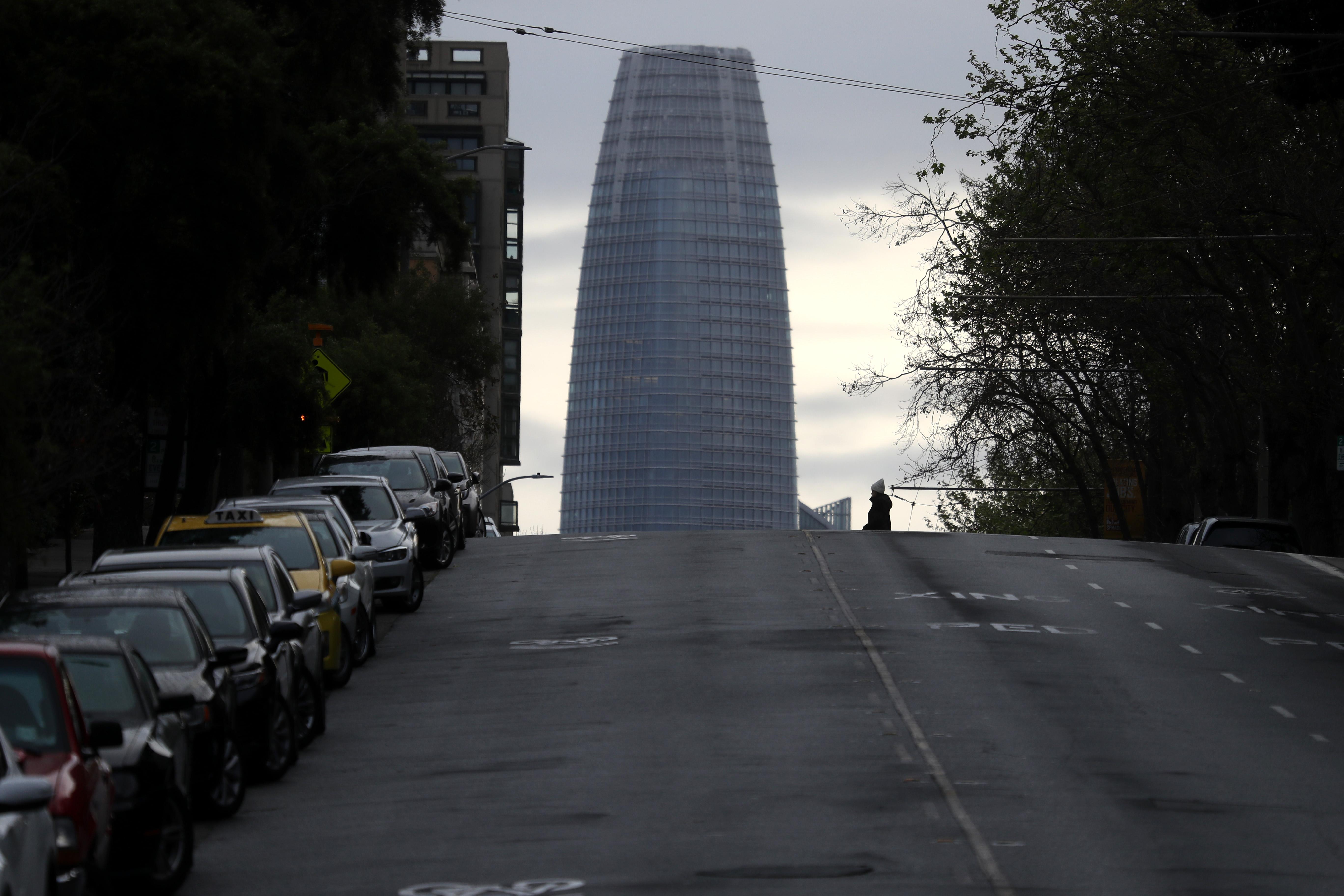 Zárlat San Franciscóban