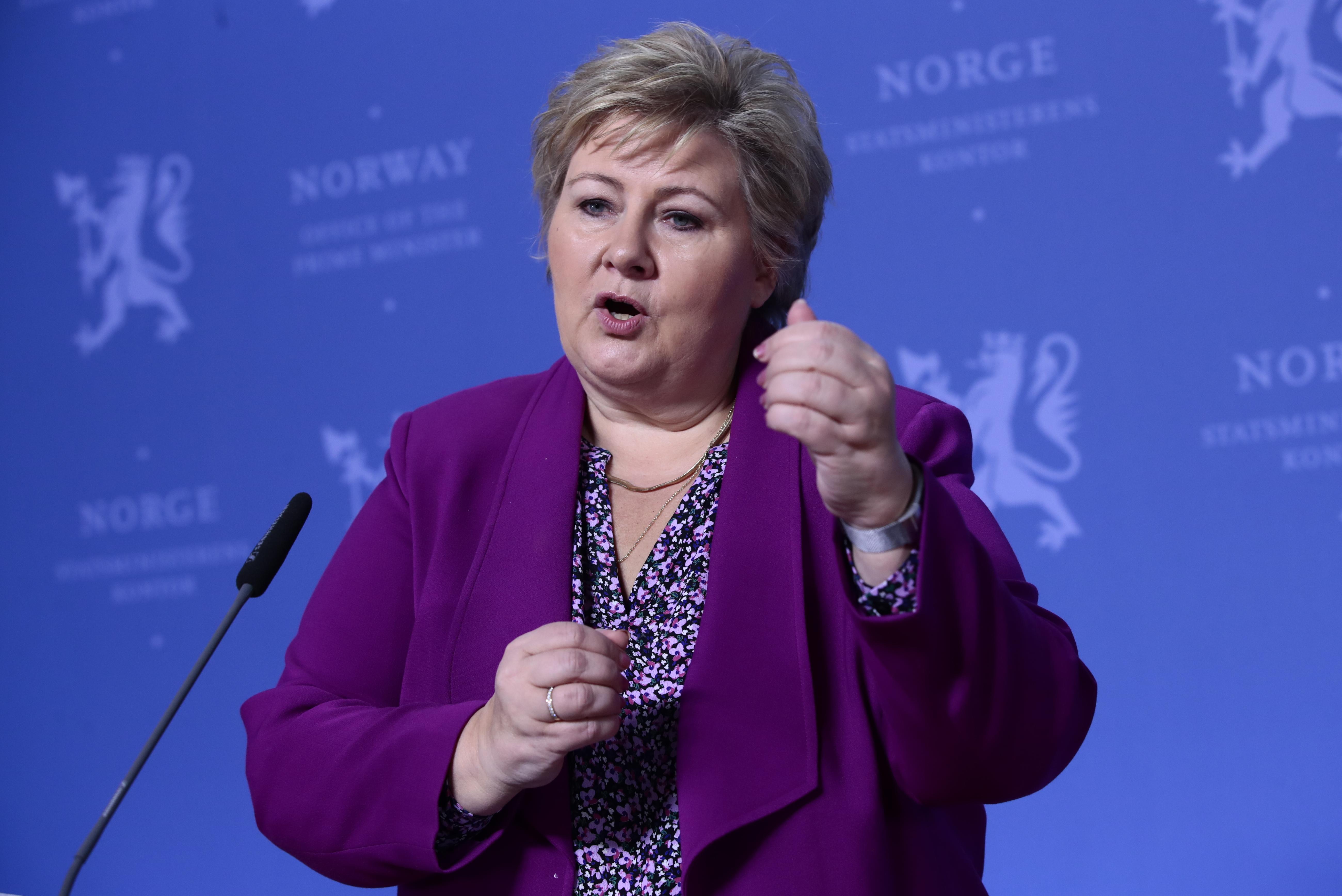 Norvégia miniszterelnöke bojkottálja a Wizz Airt