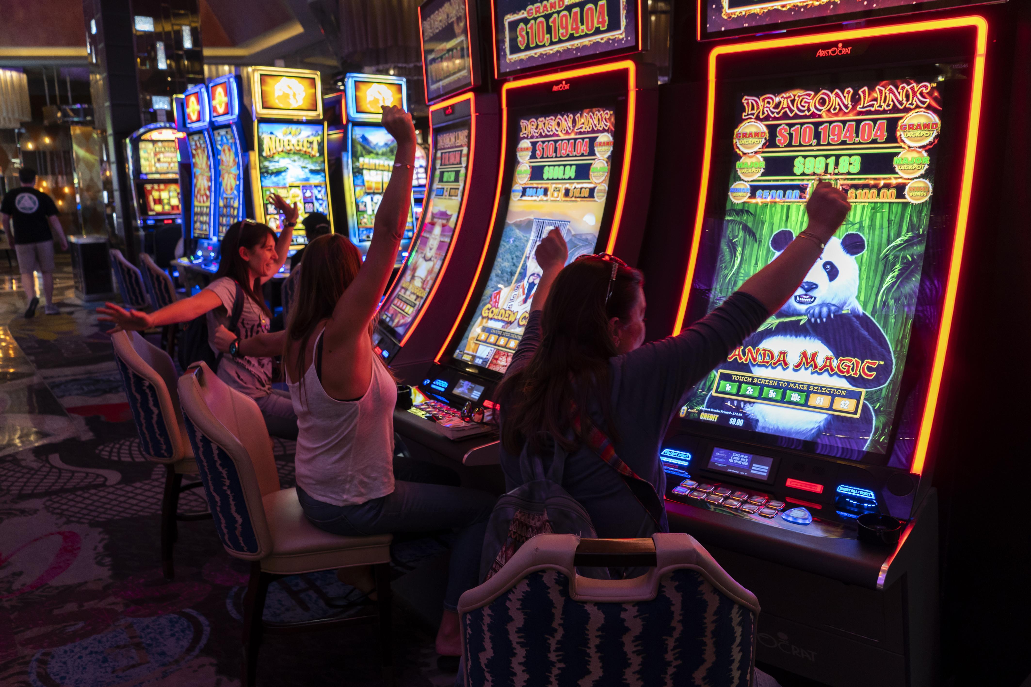 Bezárnak a Las Vegas-i kaszinók