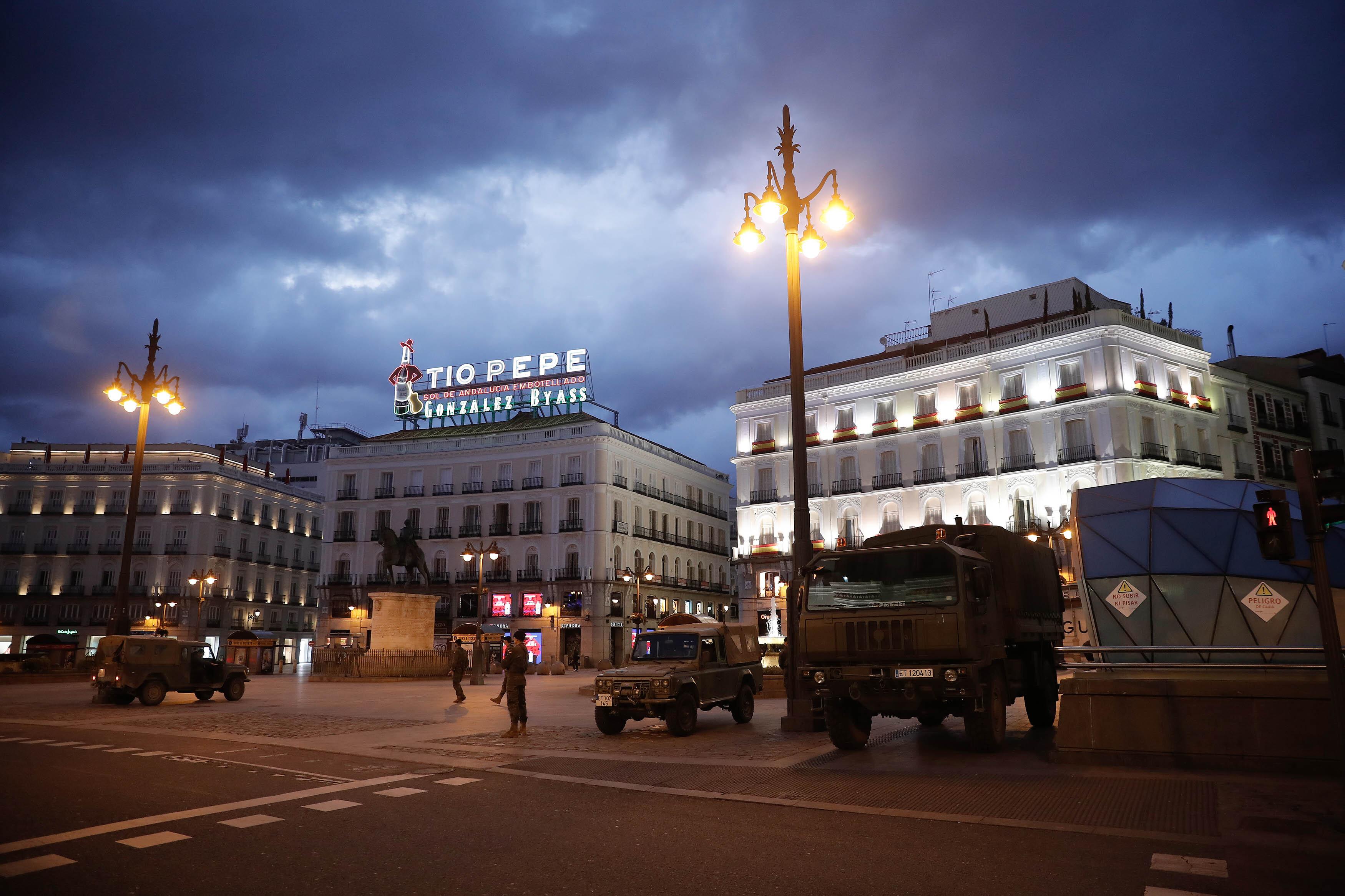 A spanyol kormány gigantikus, 200 milliárd eurós csomaggal küzdene a koronavírus gazdasági hatásai ellen