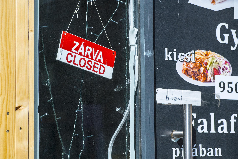 A harmadik legrosszabb éve volt a tavalyi a magyar gazdaságnak a rendszerváltás óta