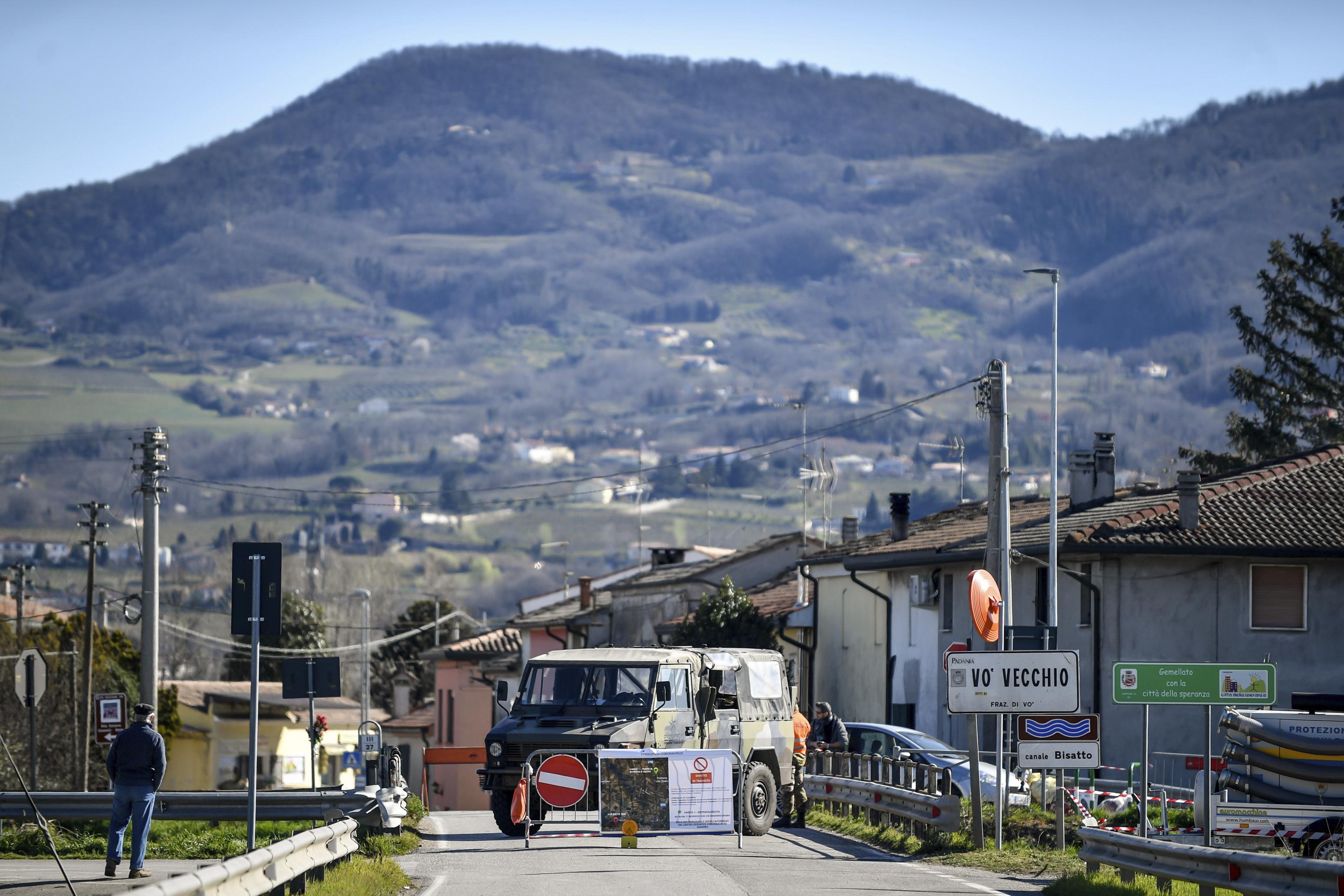 Egy olasz kisváros minden lakóját kétszer tesztelték, nincs is már senkinek koronavírusa