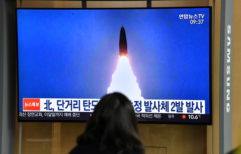 Rakétákat lőhetett ki Észak-Korea