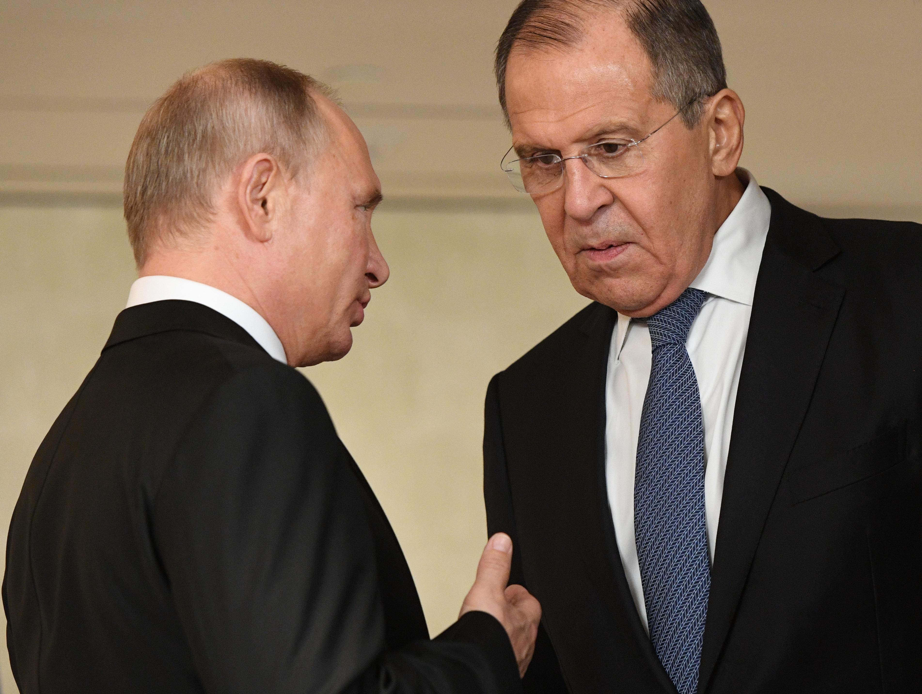 Lavrov: Oroszország és Kína nem fog minden körülmények között a nyugati szabályok szerint játszani