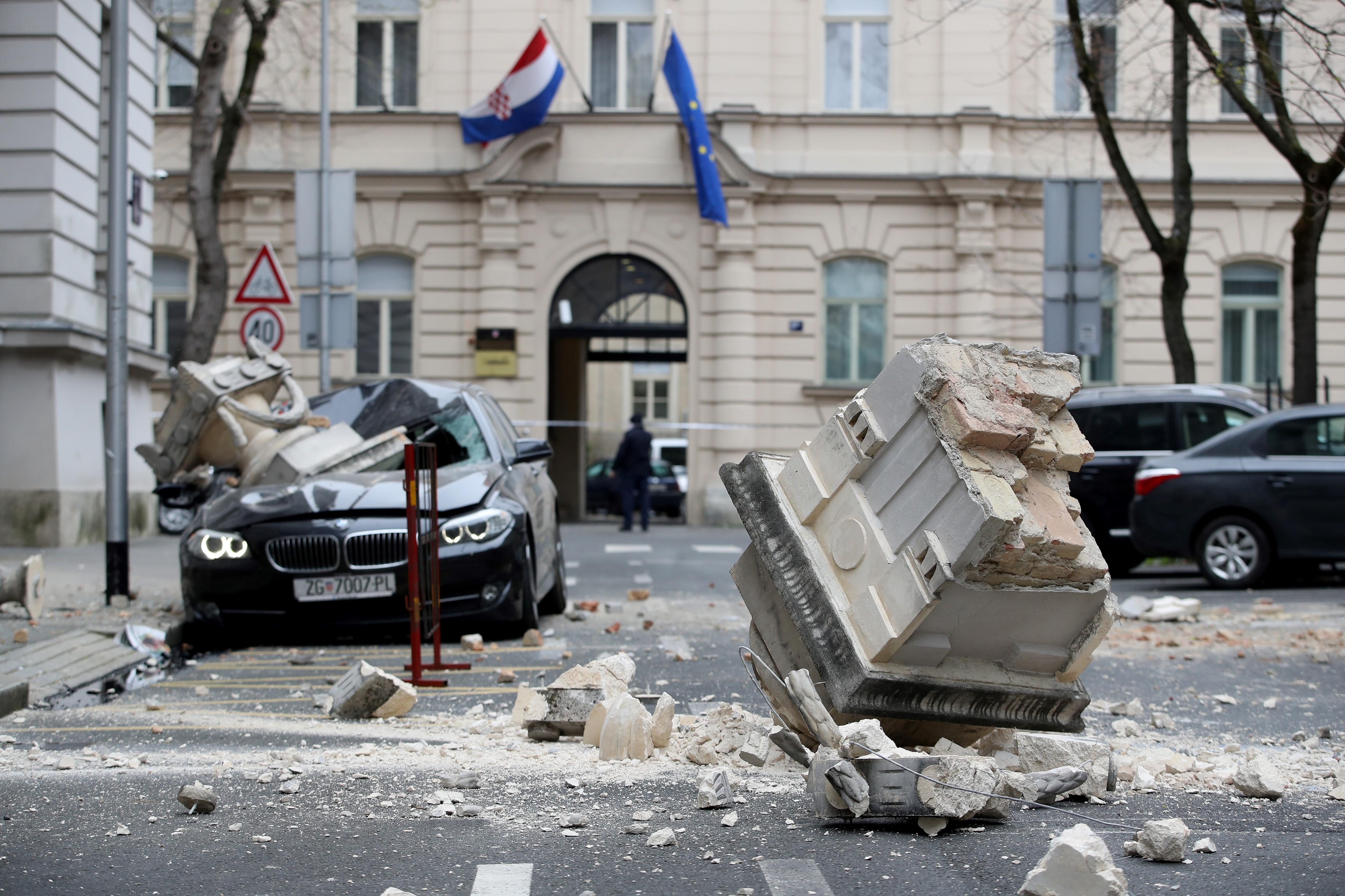 Magyarországról is indul segélyszállítmány Horvátországba