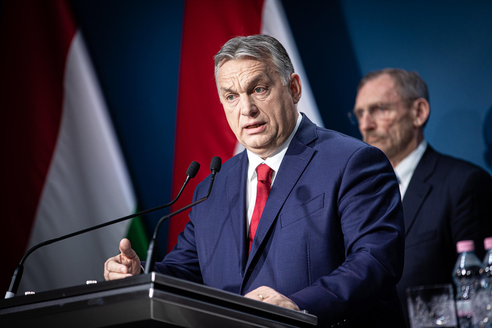 Orbán: 167 azonosított fertőzésről tudunk, de ennél a valós szám nyilván nagyobb