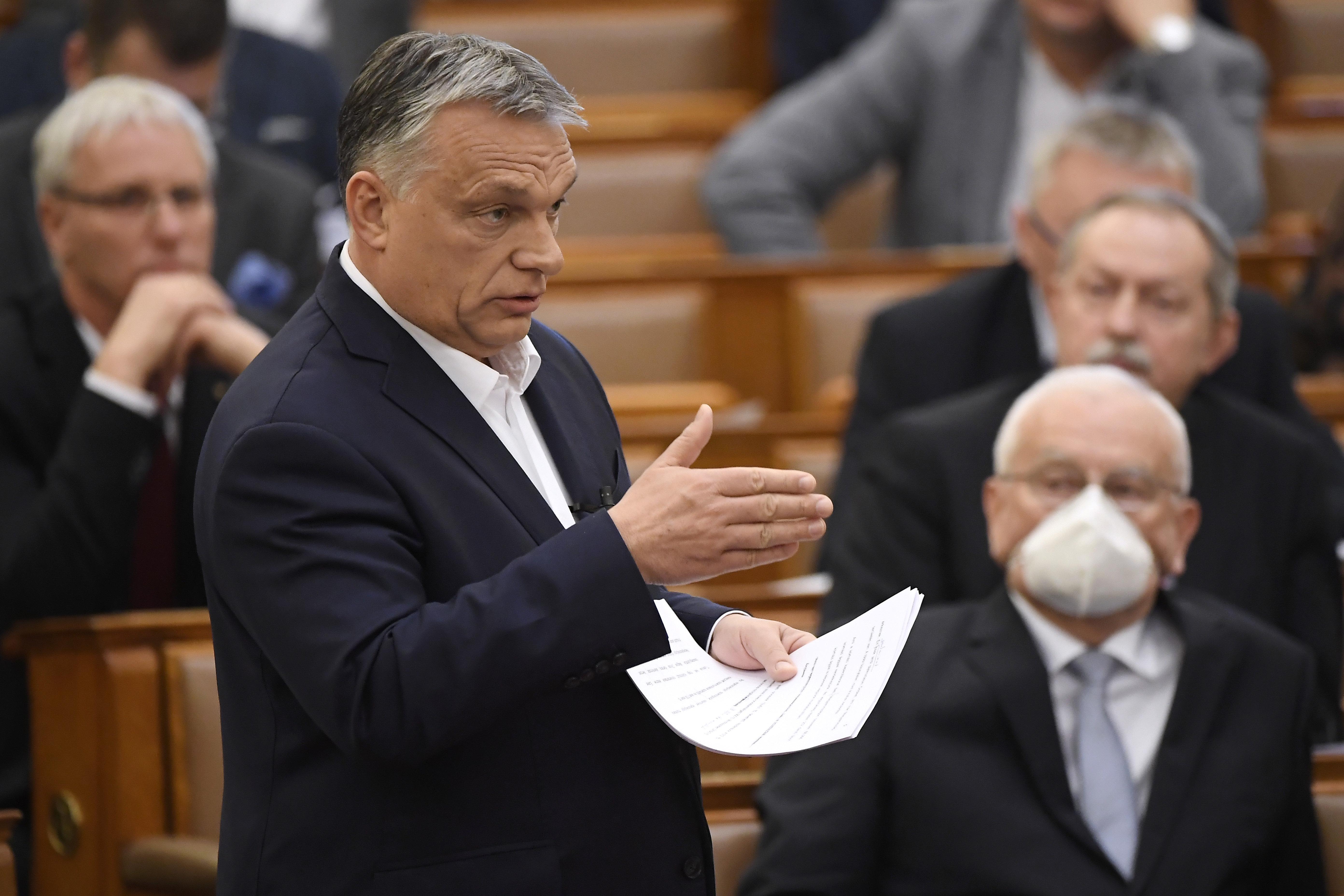 Orbán Viktor nem ért egyet az Európa Tanács főtitkárával, aki a magyar demokráciáért aggódik