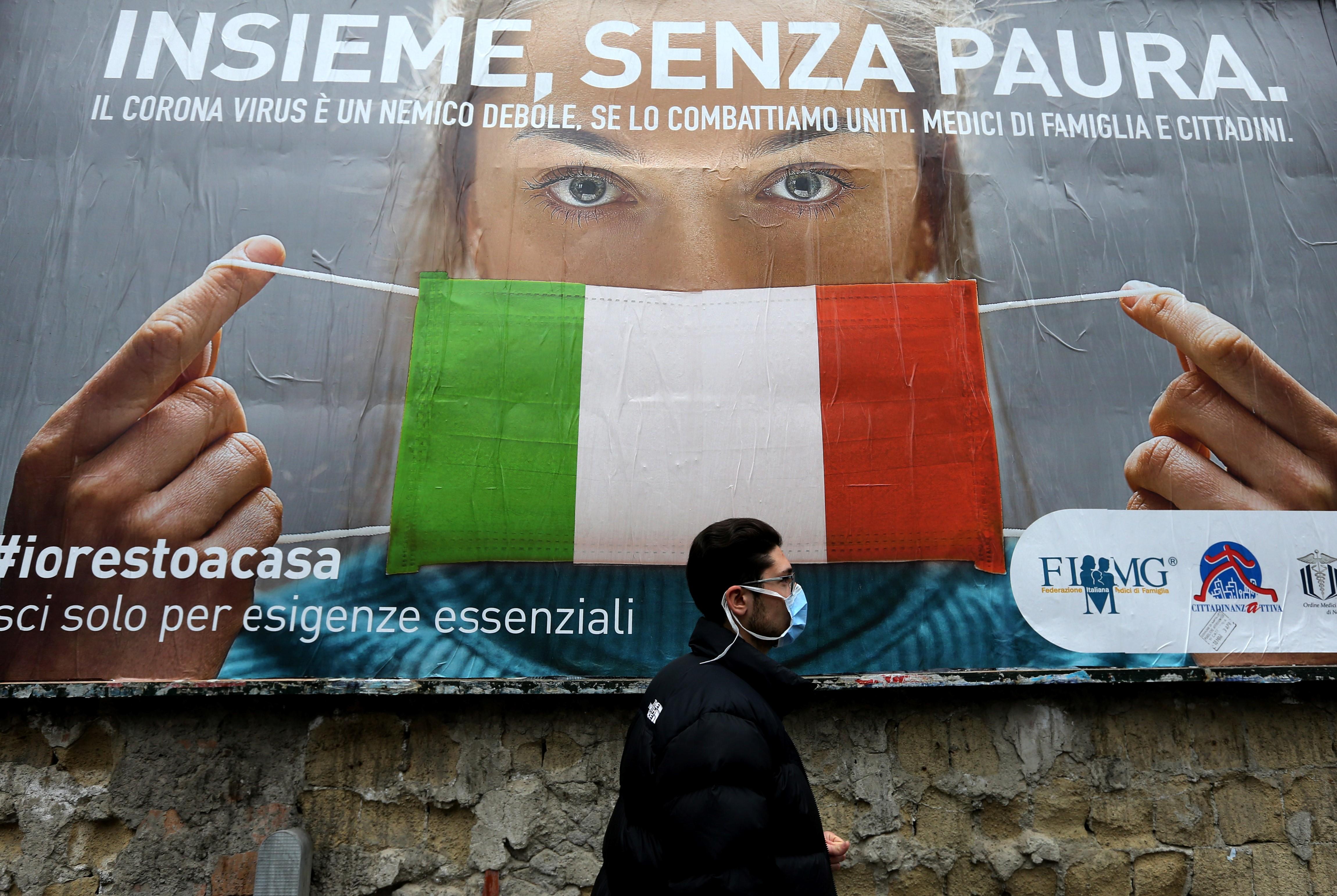 Az első 3200 olasz áldozat esete alapján vizsgálják, kiket fenyeget a legjobban a koronavírus
