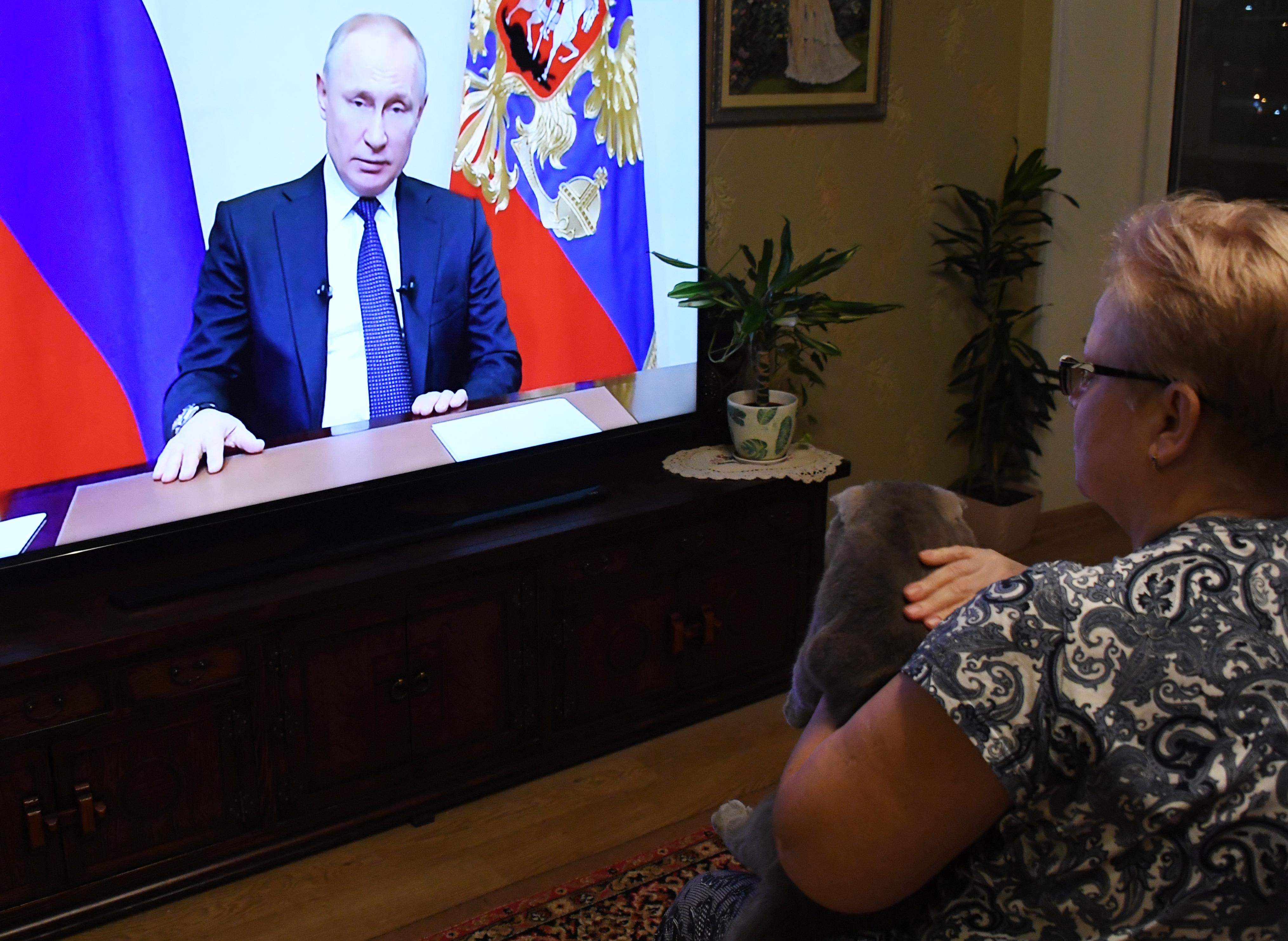 Oroszország visszahívta a nagykövetét Washingtonból