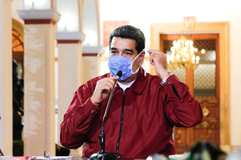 Drogkereskedelemmel vádolja Venezuela elnökét az amerikai kormány