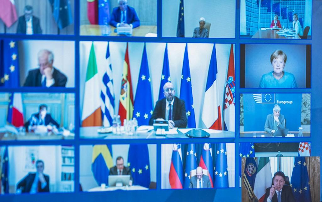 500 milliárd eurós mentőcsomagról döntött az EU