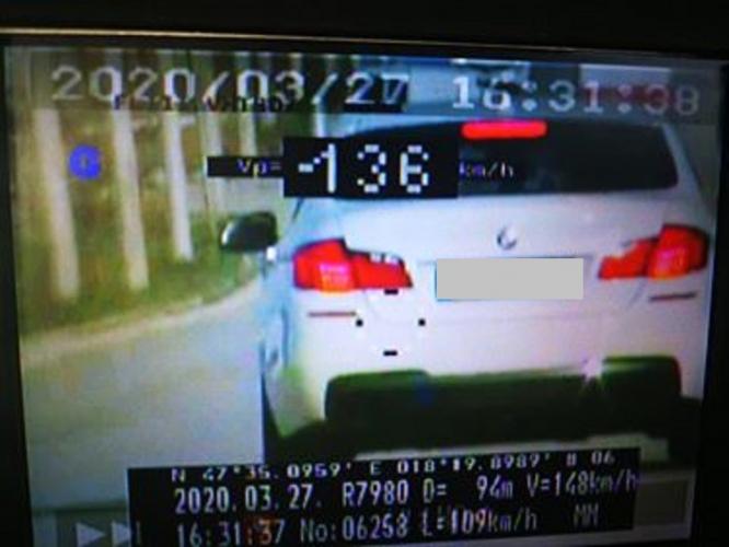 50 helyett 136-tal ment a tatabányai BMW-s