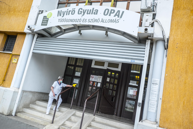 Nem fogad élőben betegeket a Nyírő Gyula Kórház addiktológiája