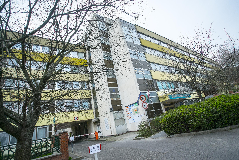 Tűz volt a fővárosi Szent Margit Kórház egyik kórtermében
