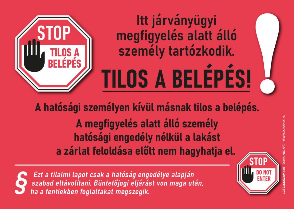 Új karanténszabályok léptek életbe mától Magyarországon