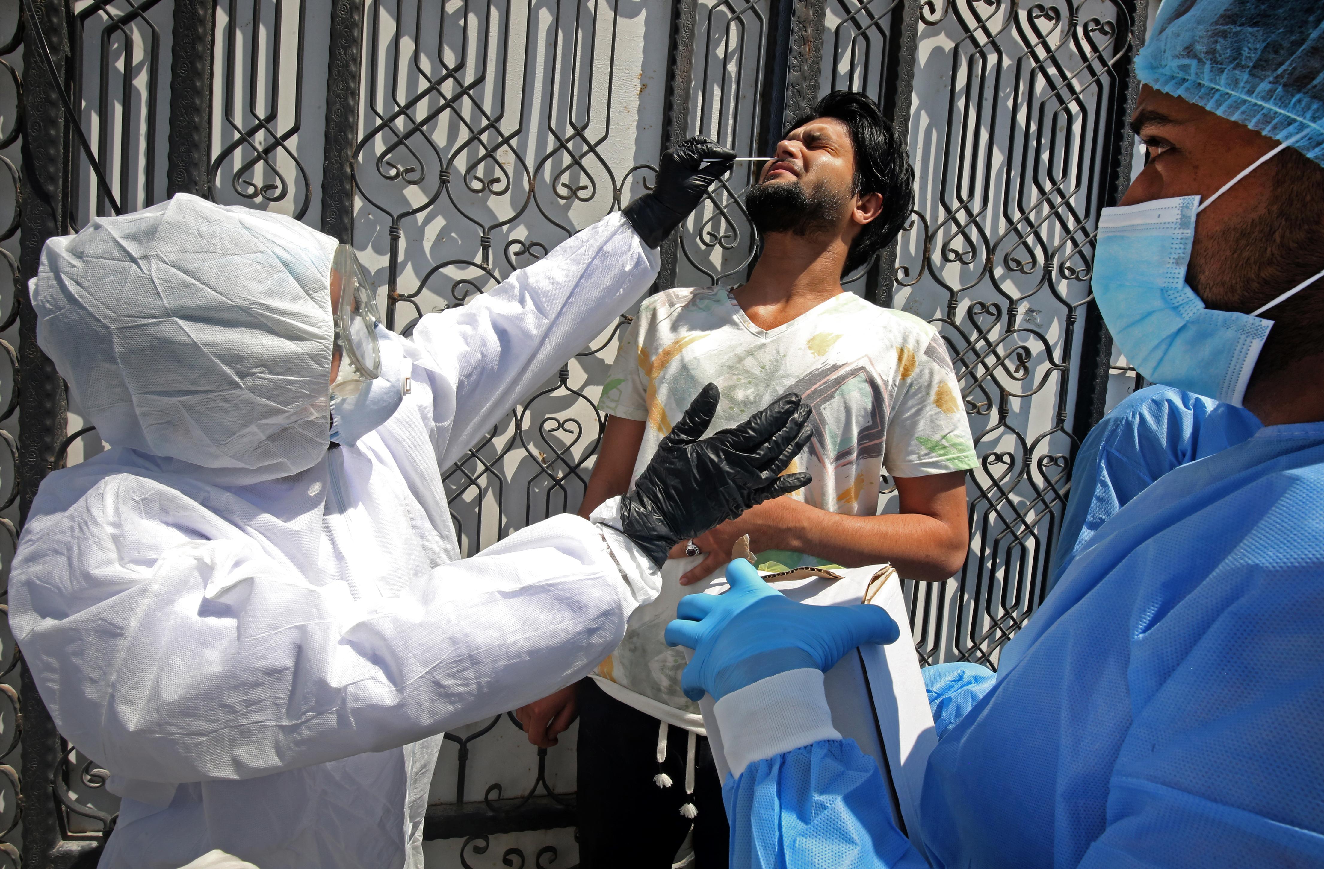 Kitiltották Irakból a Reuterst, mert kétségbe vonta a járványról közölt hivatalos adatokat
