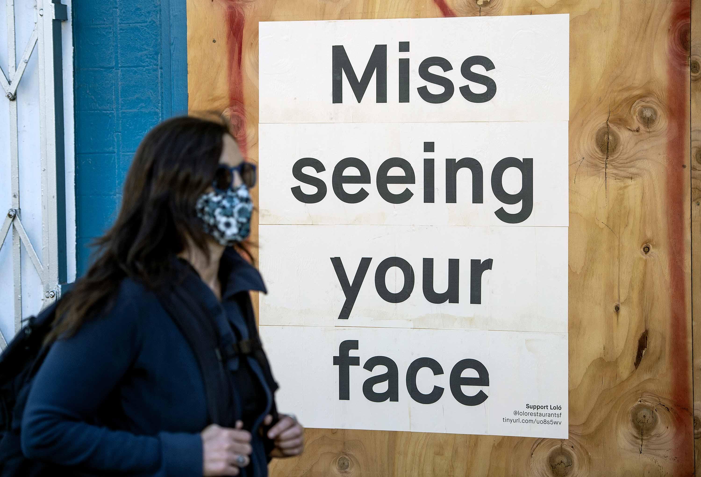 Keleti part, nyugati part: Amerika egyik fele ellenáll, a másik megadja magát a koronavírusnak