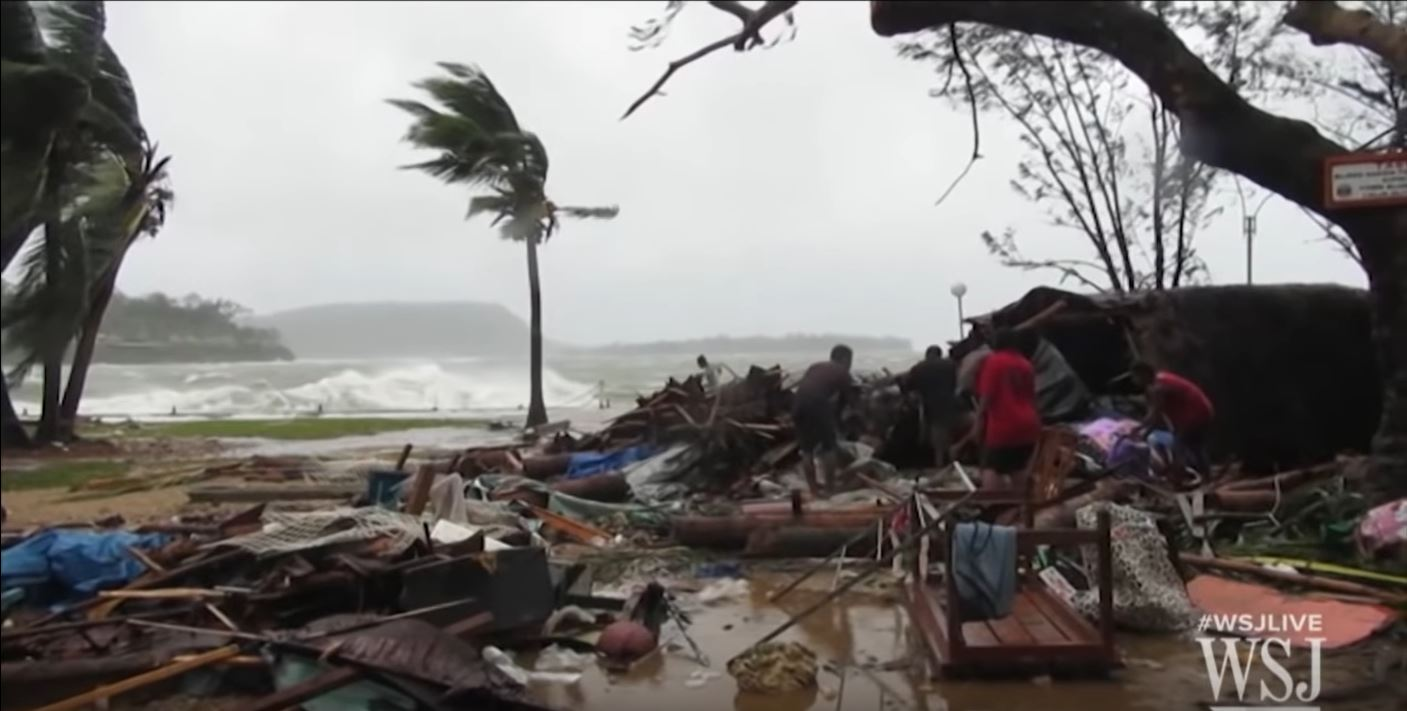 Szupervihar csapott le Vanuatura