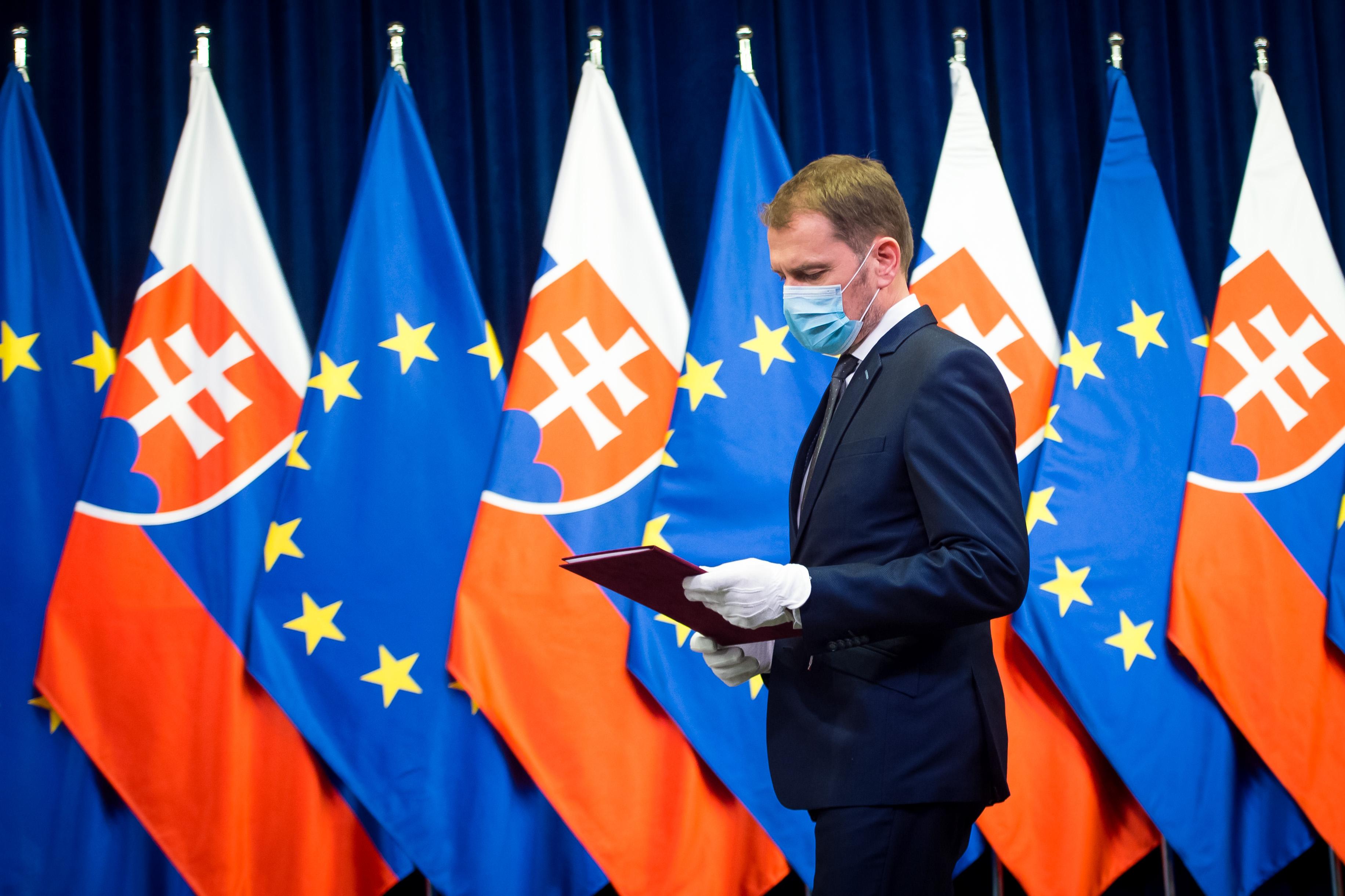 Kormányválság Szlovákiában, részben az orosz vakcinavásárlás miatt