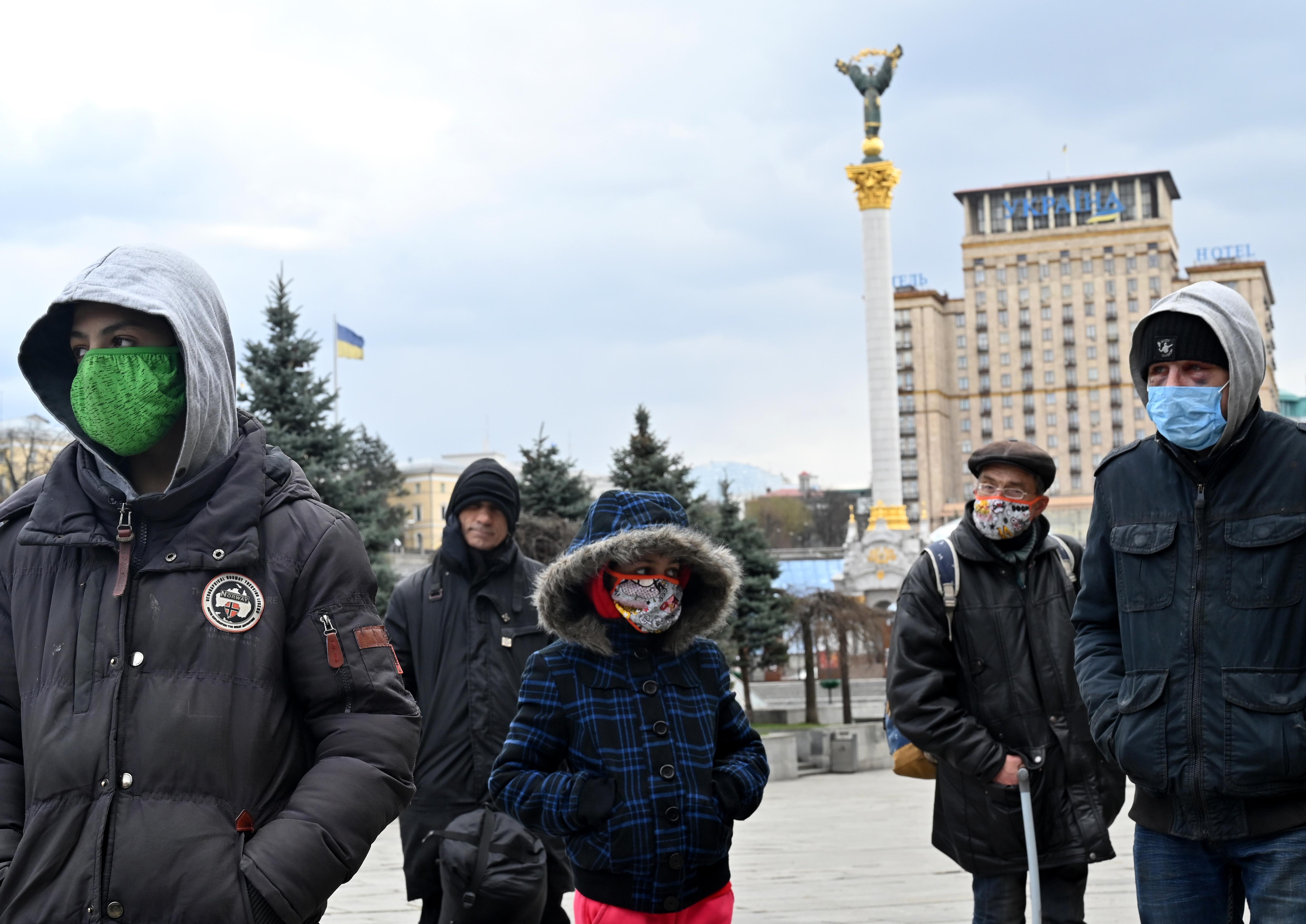 Szigorításokat terveznek Kijevben a felgyorsuló koronavírus miatt