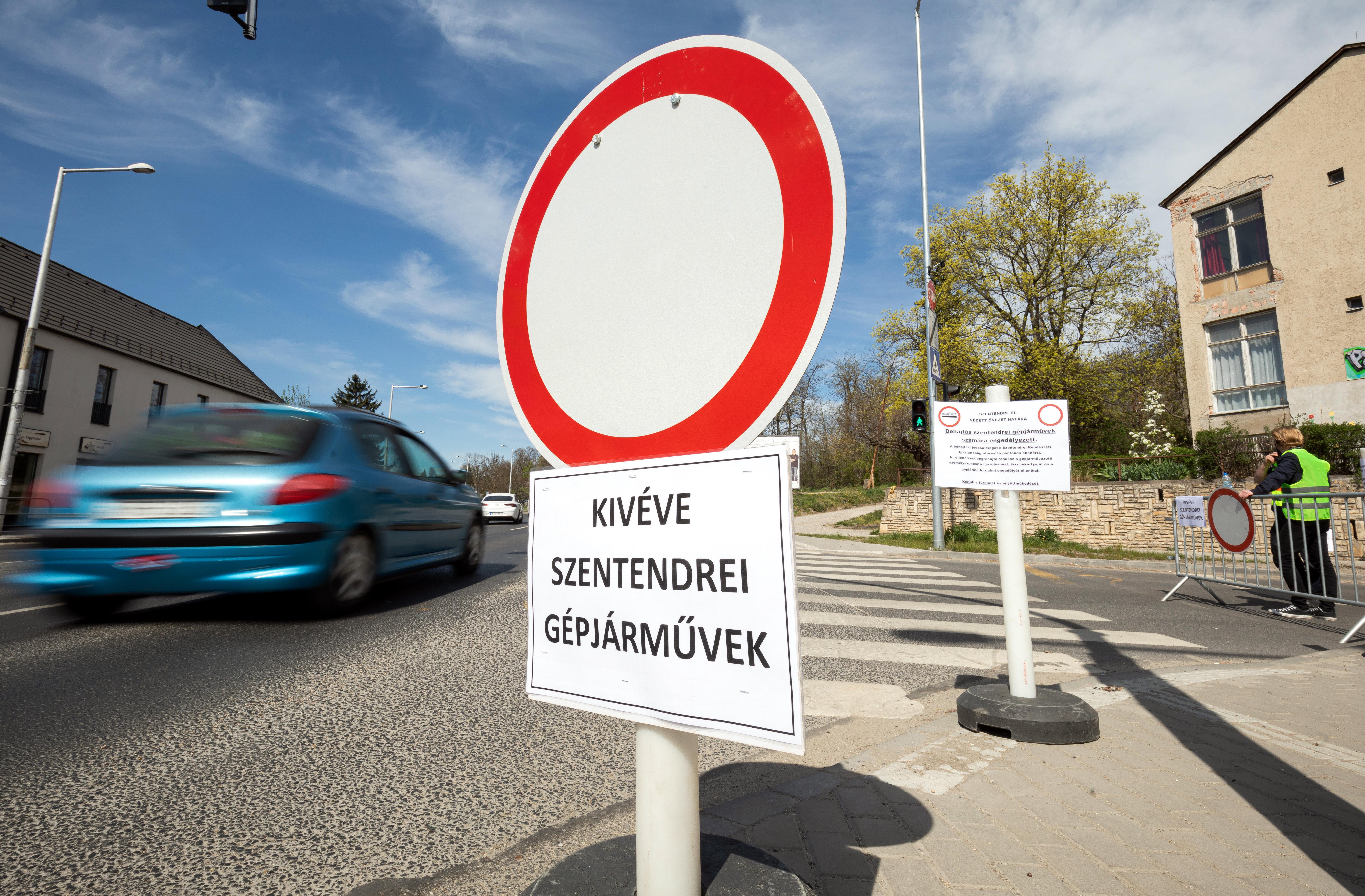 Szentendre polgármestere meghosszabbítaná a húsvéti kijárási korlátozásokat