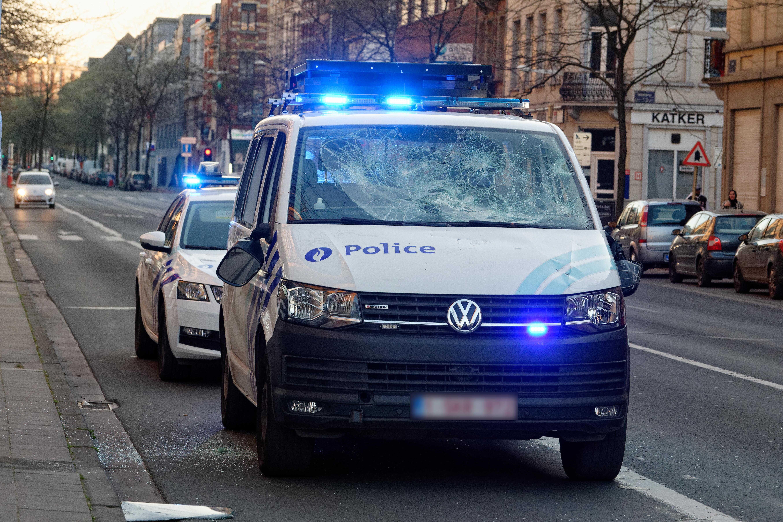 Zavargás tört ki Brüsszelben, miután rendőrségi üldözés közben meghalt egy 19 éves férfi
